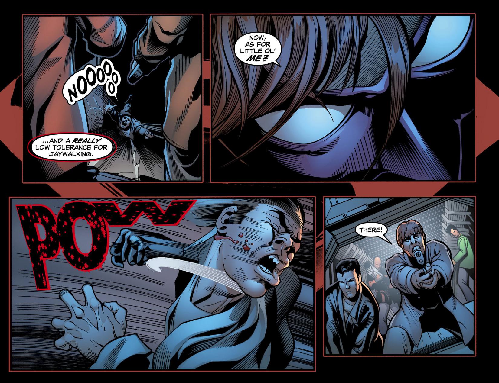 Read online Smallville: Season 11 comic -  Issue #13 - 12