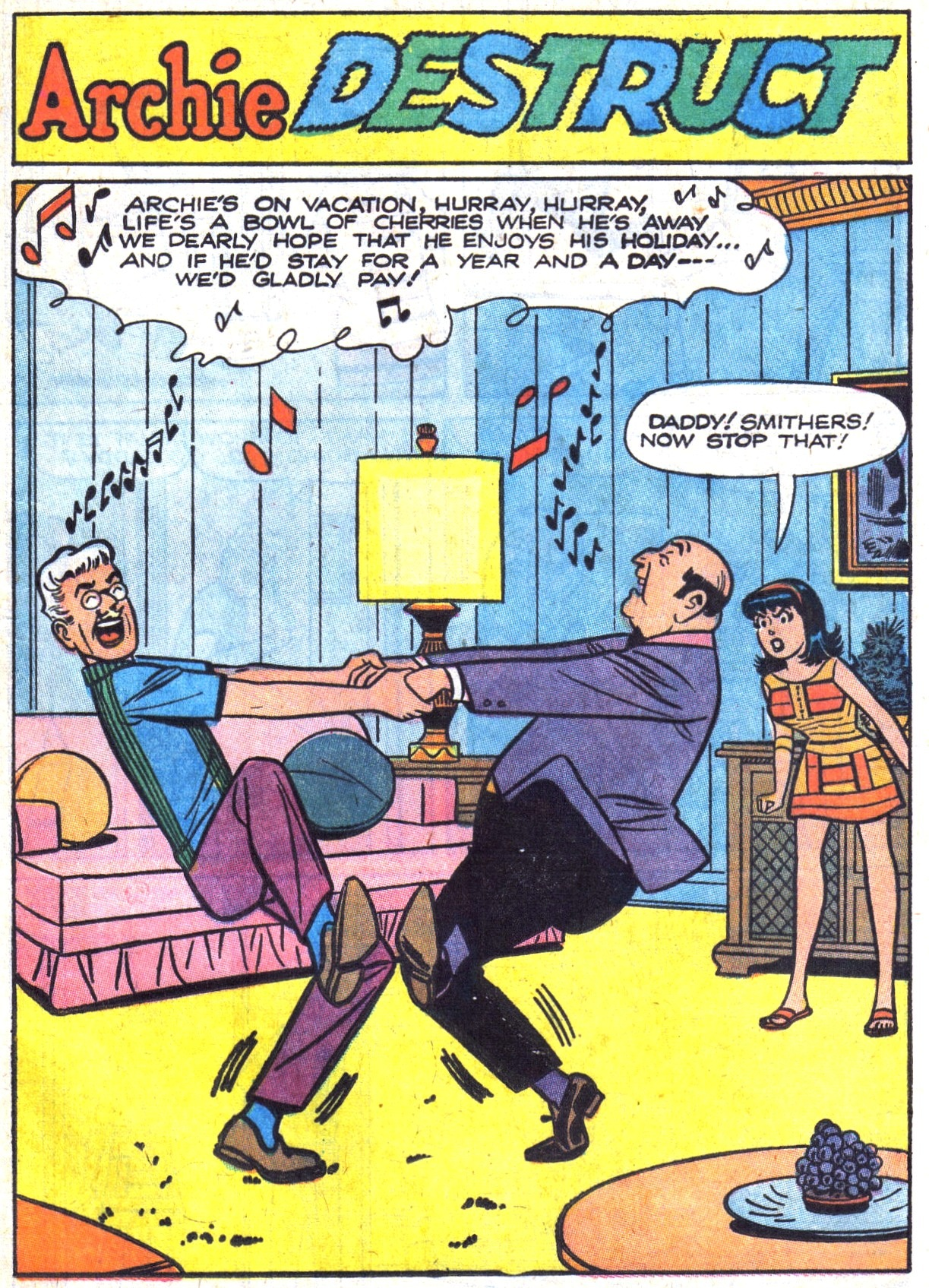 Read online Archie (1960) comic -  Issue #177 - 13
