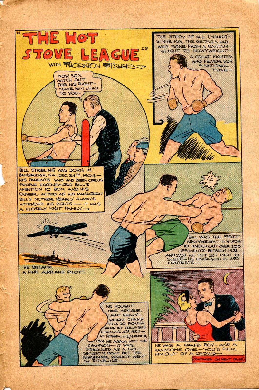 Read online Super-Magician Comics comic -  Issue #34 - 41