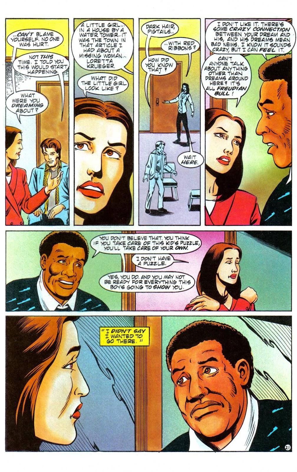Read online Freddy's Dead: The Final Nightmare comic -  Issue #1 - 25