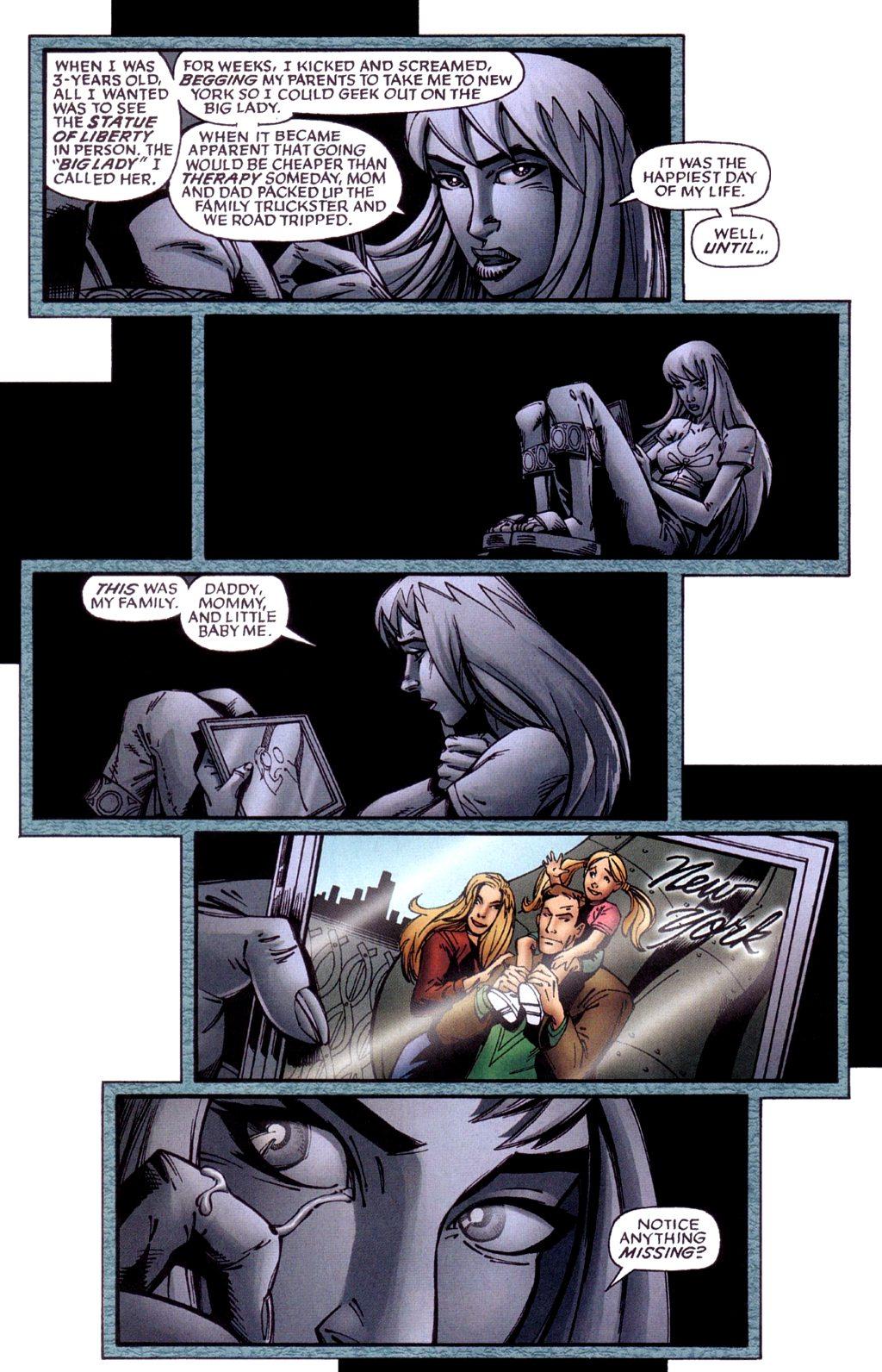 Read online Jezebelle comic -  Issue #1 - 11