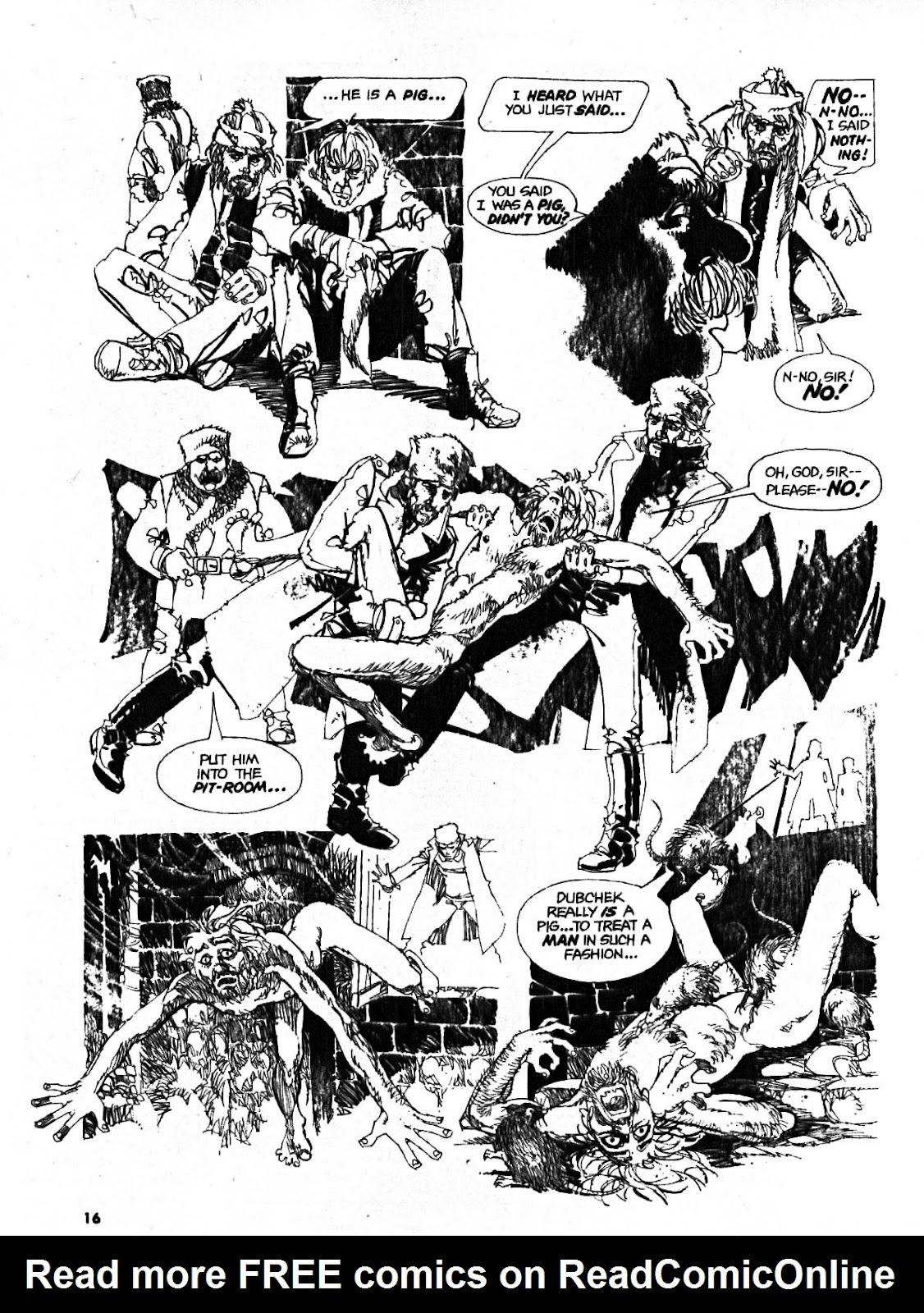 Scream (1973) issue 8 - Page 15