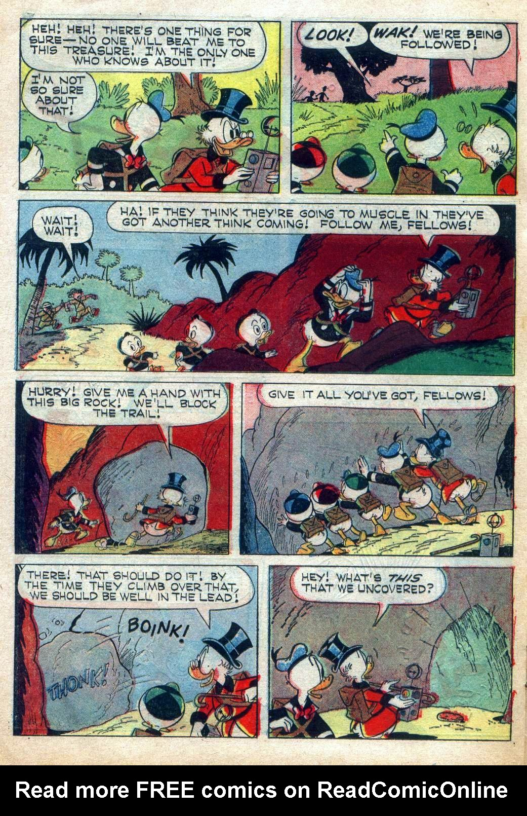 Read online Uncle Scrooge (1953) comic -  Issue #78 - 24