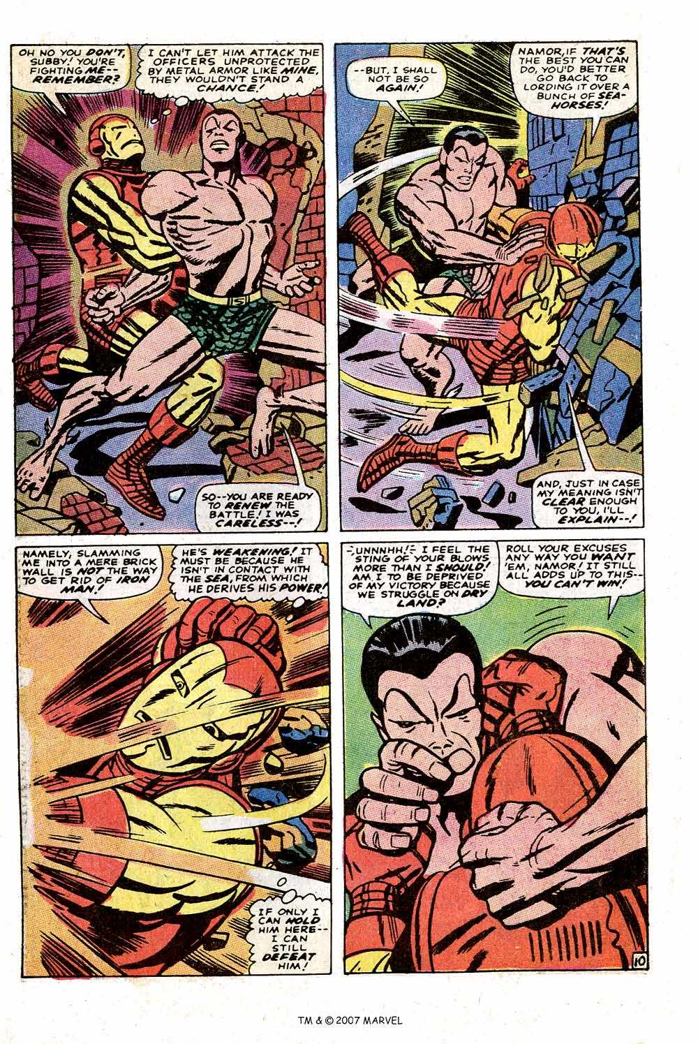 Iron Man Annual issue 1 - Page 63