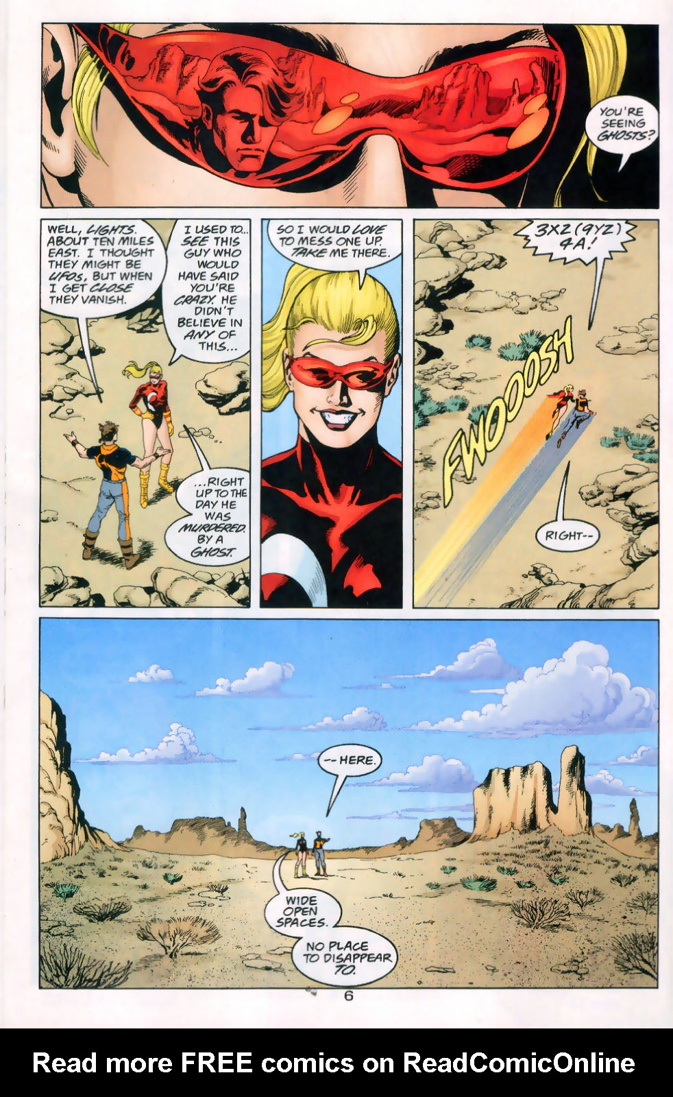 Read online The Titans (1999) comic -  Issue #45 - 7