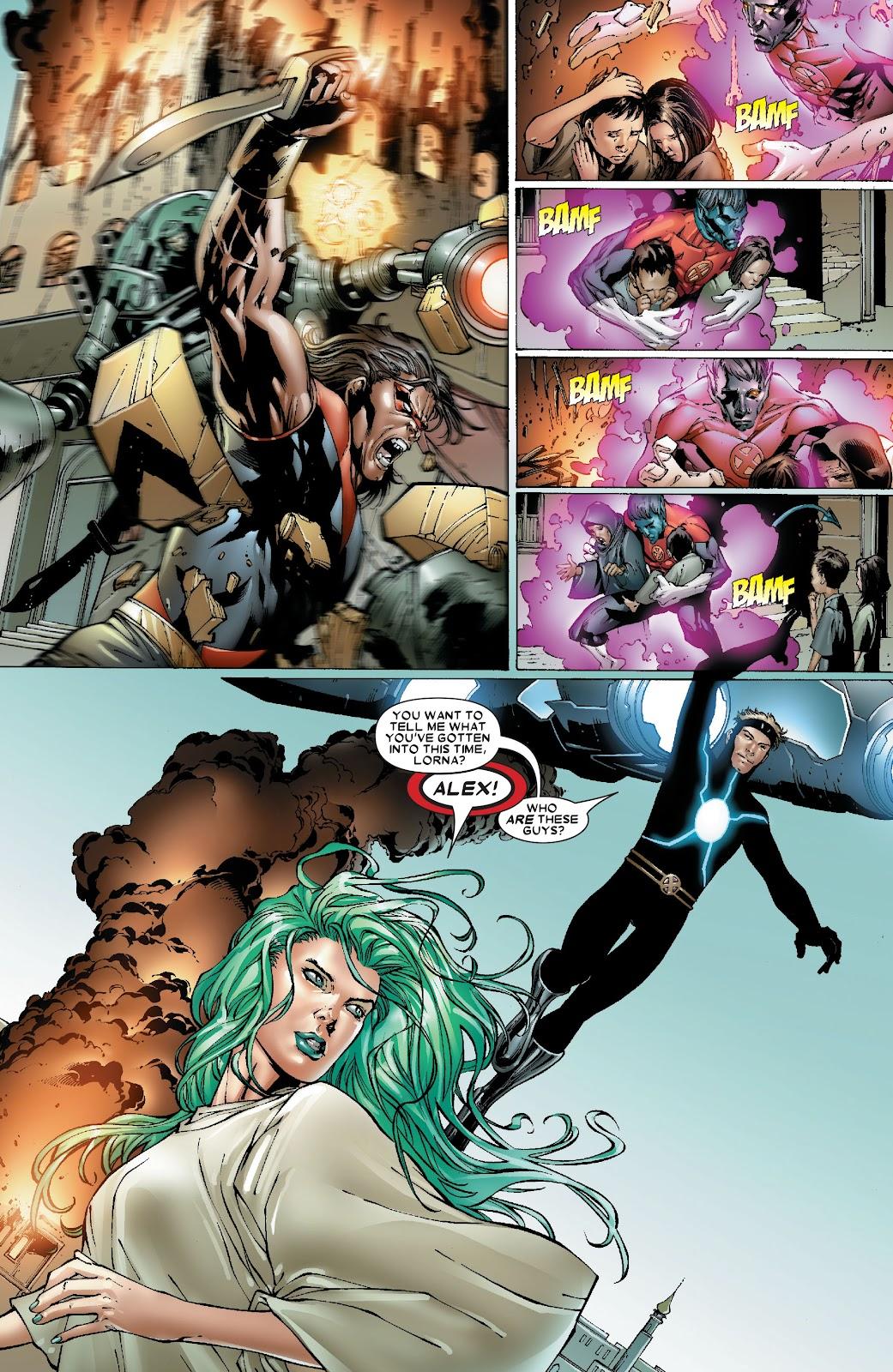 Uncanny X-Men (1963) issue 475 - Page 14