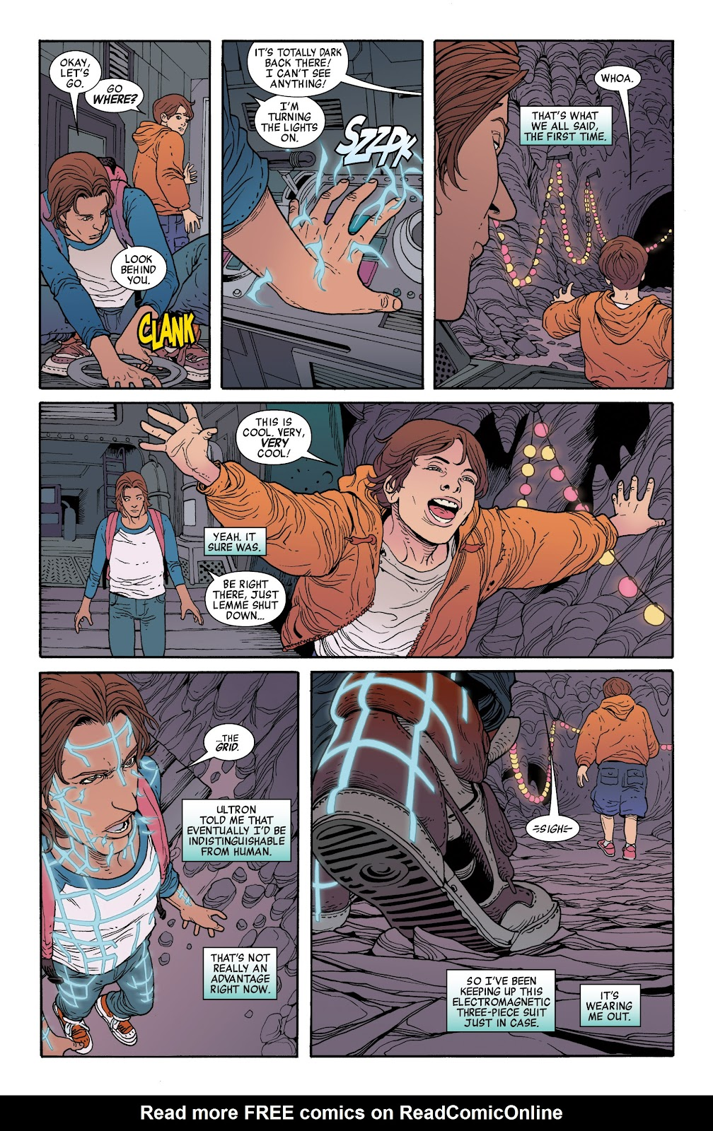 Read online Age of Ultron Companion comic -  Issue # TPB (Part 1) - 100