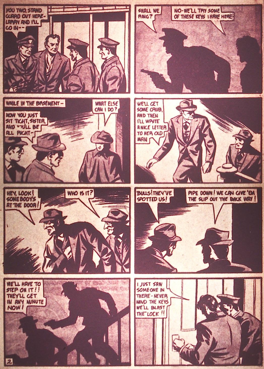 Detective Comics (1937) 14 Page 16