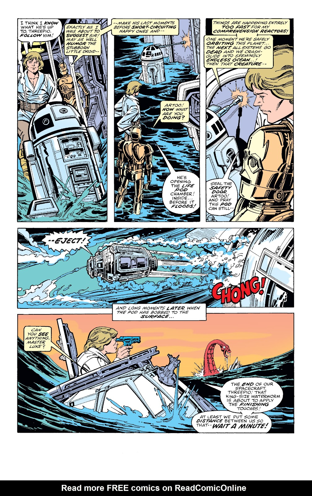 Read online Star Wars Legends: The Original Marvel Years - Epic Collection comic -  Issue # TPB 1 (Part 3) - 6