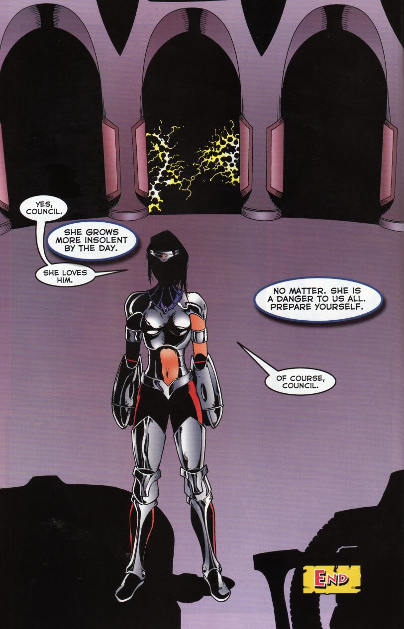 Read online Turok 3: Shadow of Oblivion comic -  Issue # Full - 39
