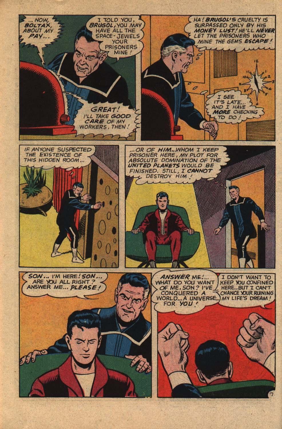 Read online Adventure Comics (1938) comic -  Issue #360 - 10