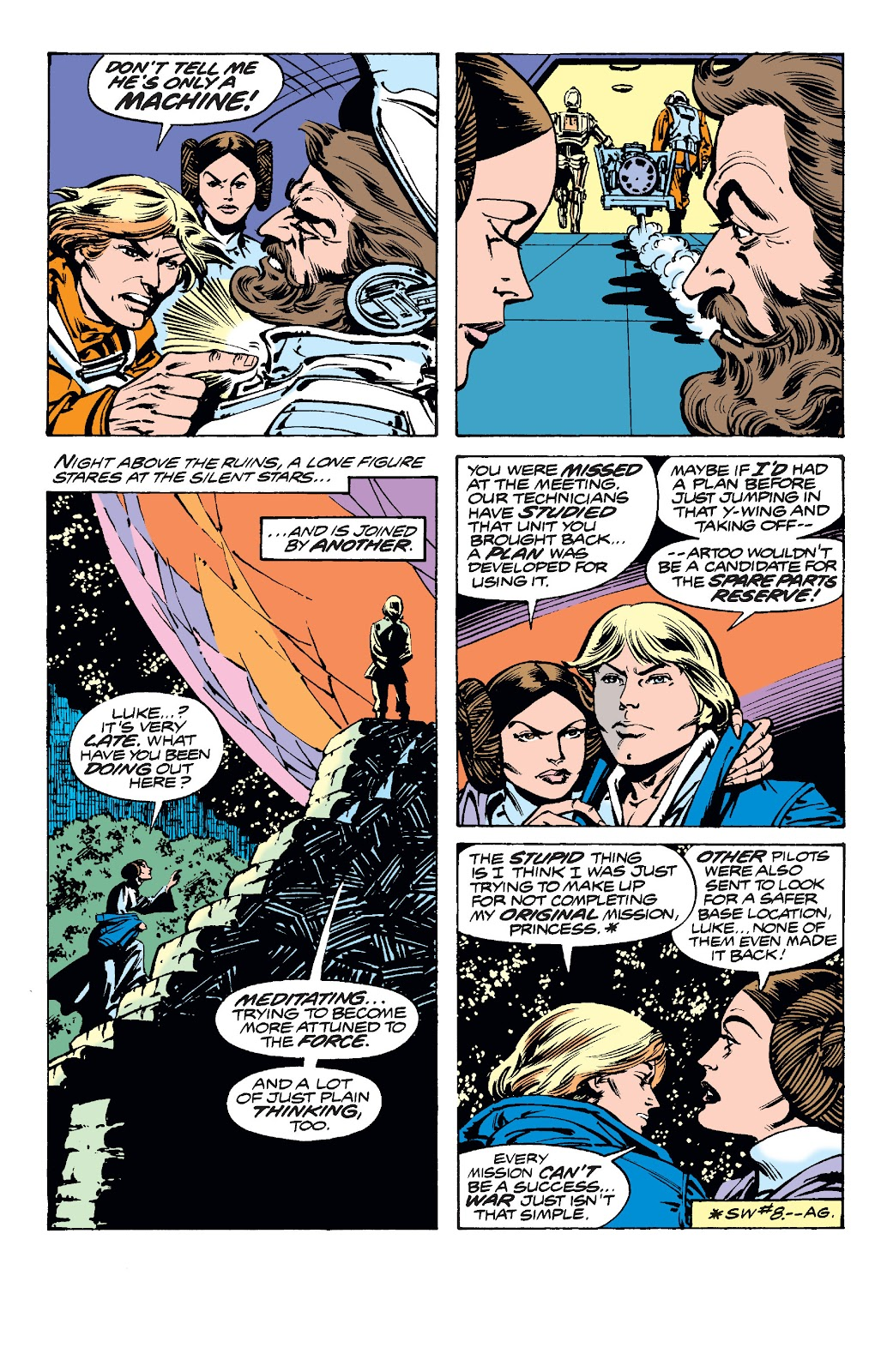 Read online Star Wars Legends: The Original Marvel Years - Epic Collection comic -  Issue # TPB 2 (Part 1) - 50