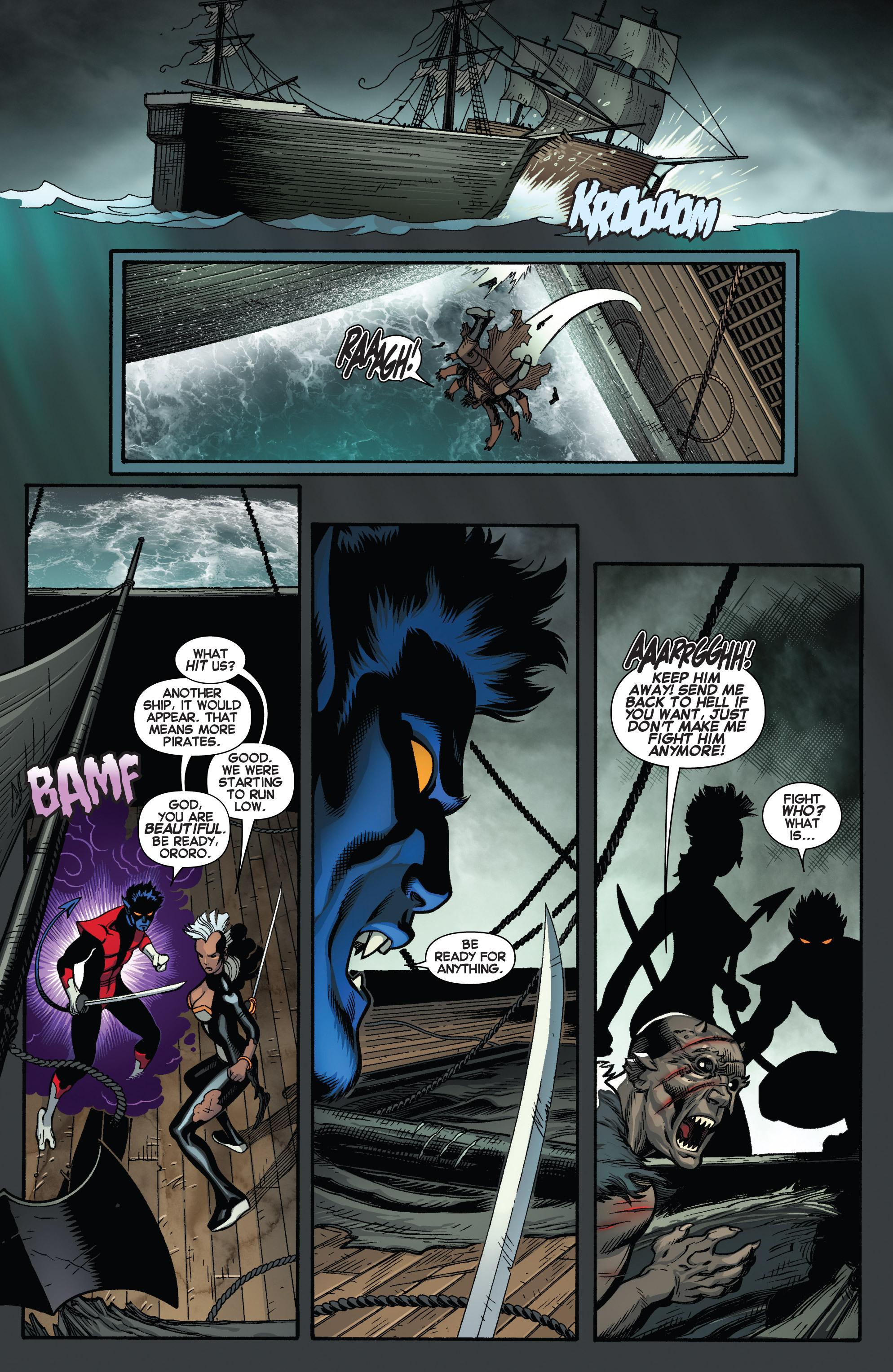 Read online Amazing X-Men (2014) comic -  Issue #3 - 20