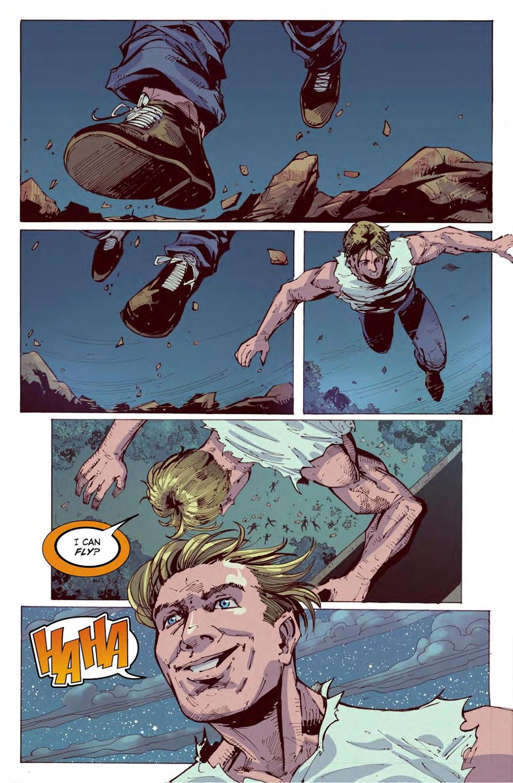 Read online American Dreams comic -  Issue #1 - 20