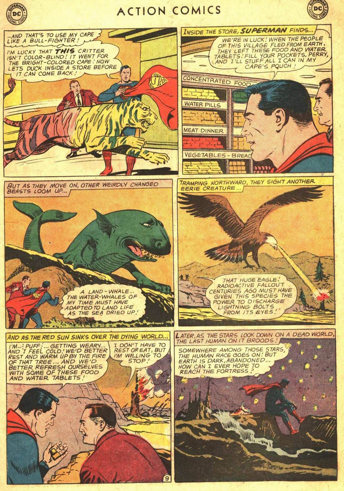 Read online Action Comics (1938) comic -  Issue #300 - 11
