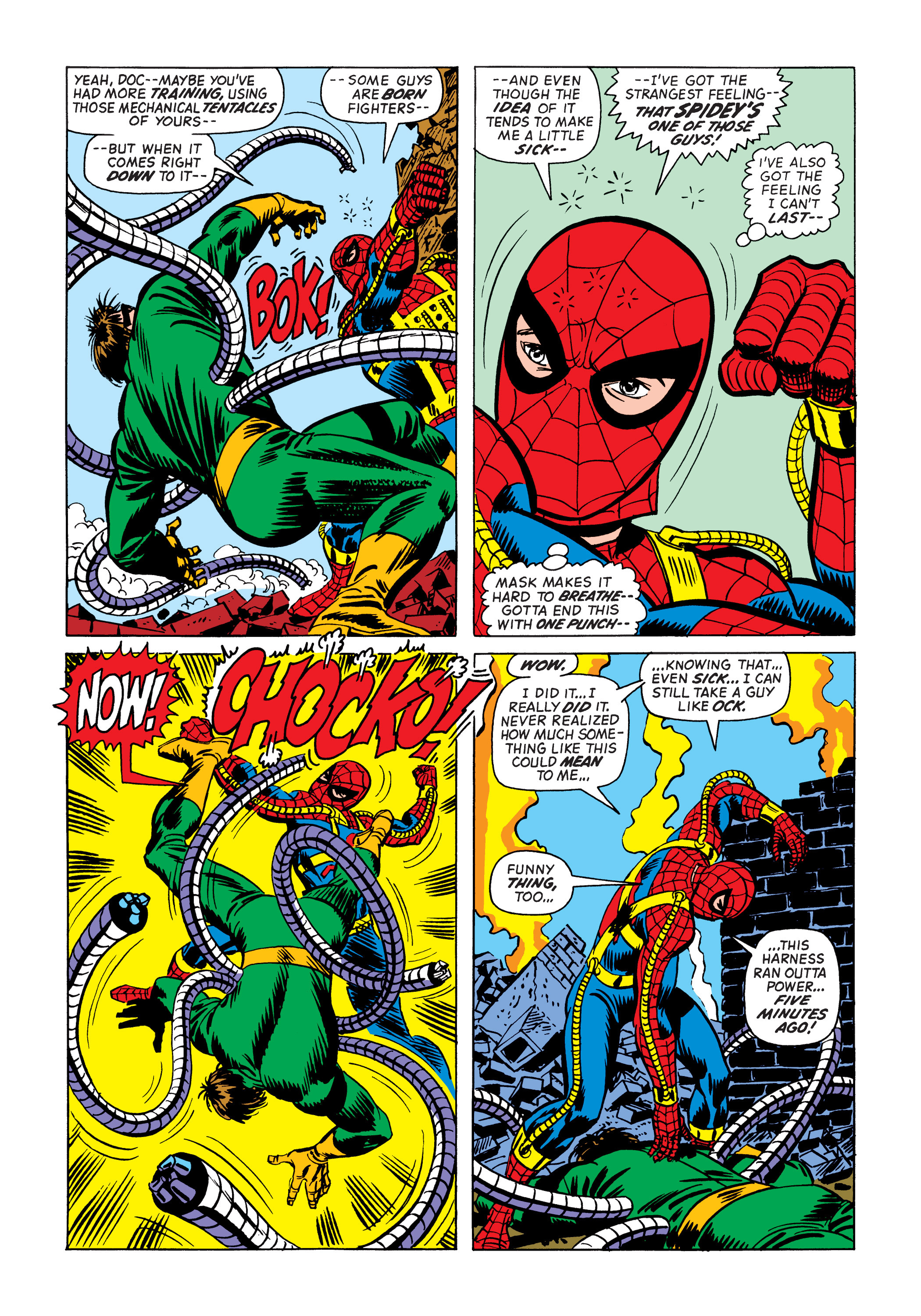 The Amazing Spider-Man (1963) 113 Page 19