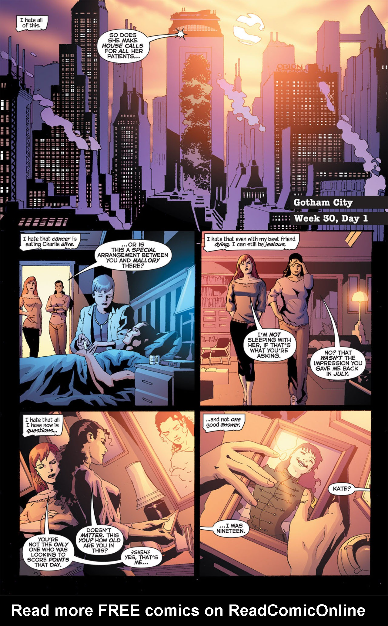 Read online 52 comic -  Issue #30 - 8