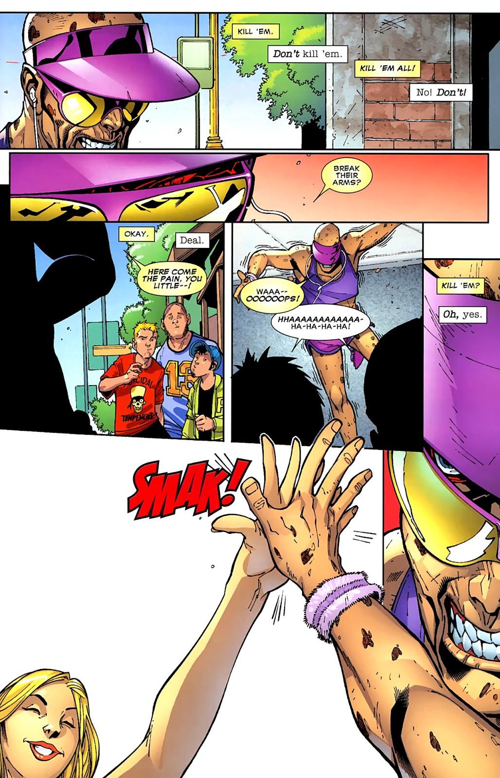 Read online Deadpool (2008) comic -  Issue #15 - 20