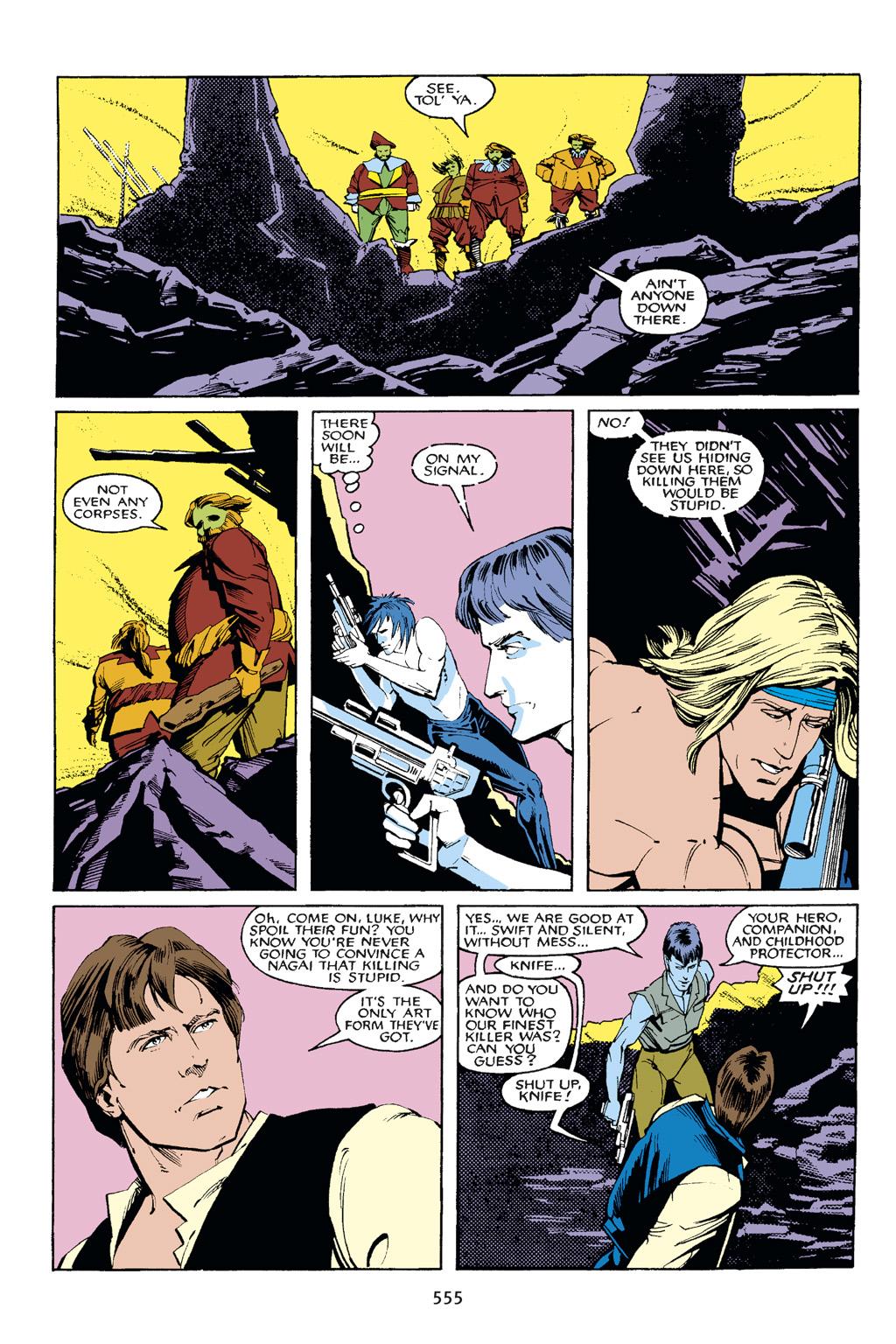 Read online Star Wars Omnibus comic -  Issue # Vol. 21.5 - 278