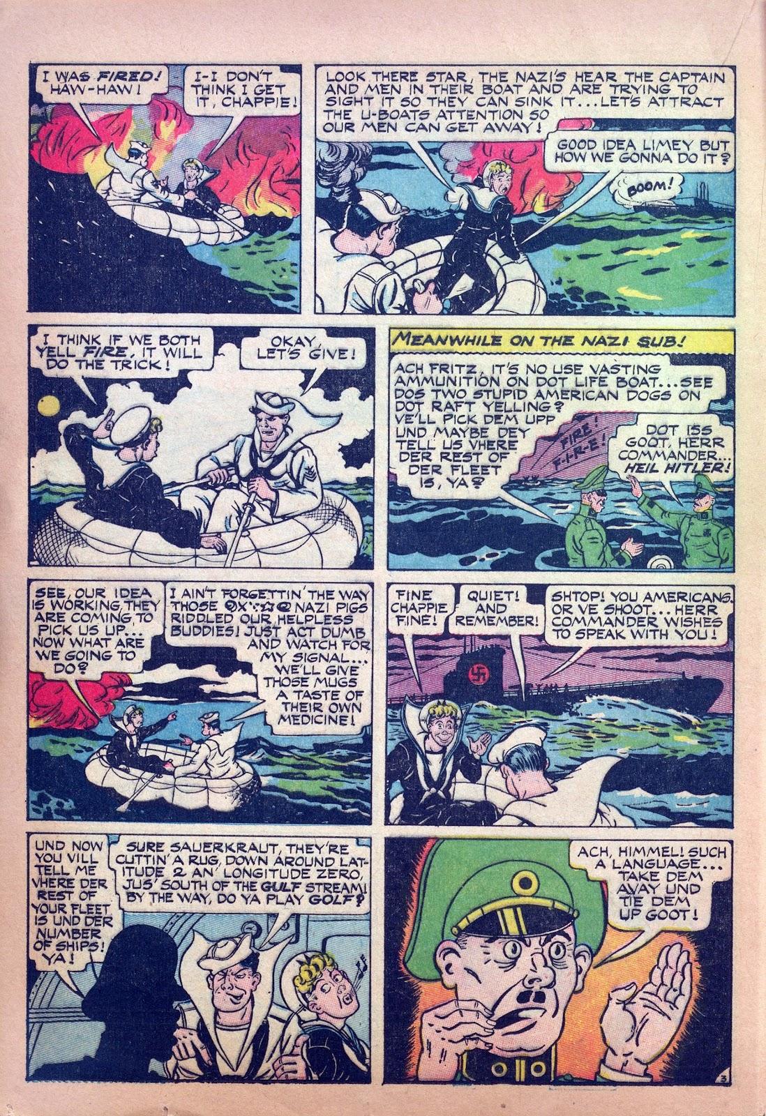 Read online Joker Comics comic -  Issue #14 - 36