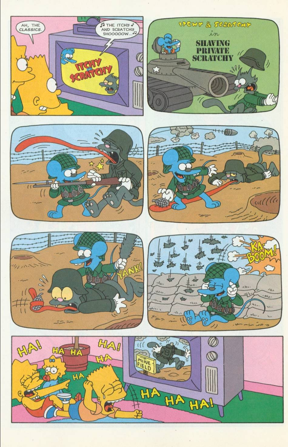 Read online Simpsons Comics comic -  Issue #42 - 13