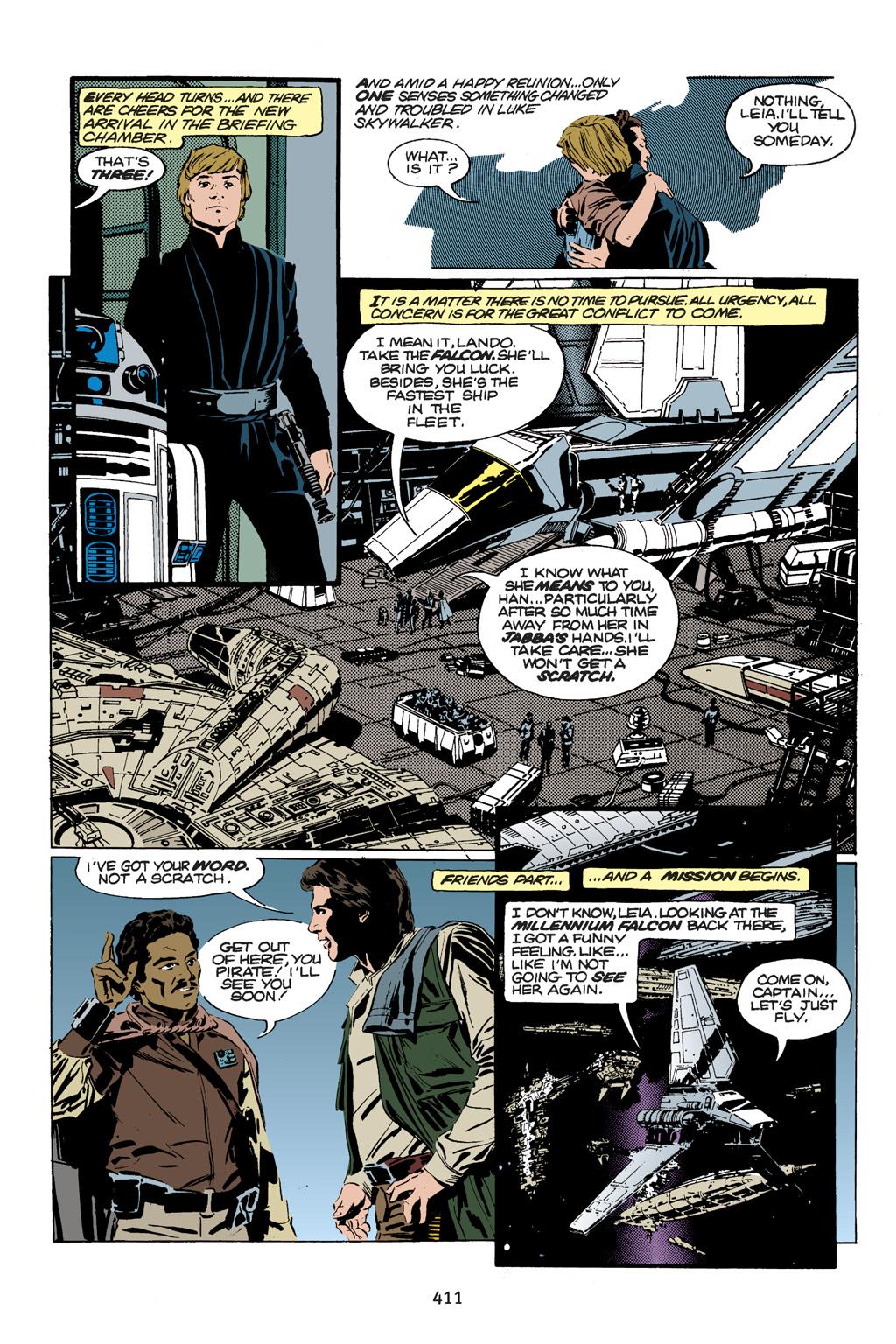 Read online Star Wars Omnibus comic -  Issue # Vol. 18.5 - 128