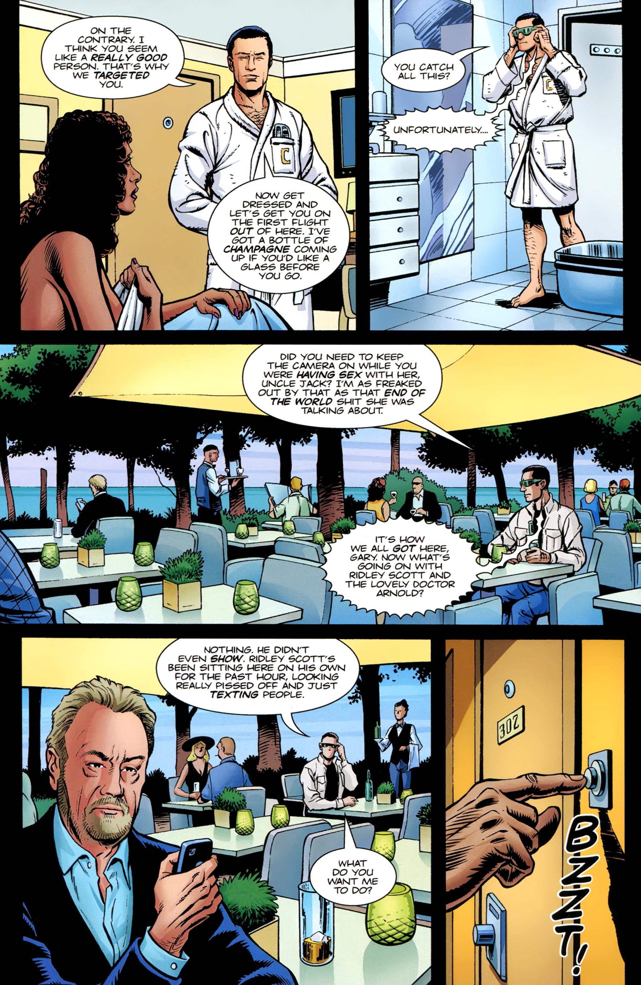Read online Secret Service comic -  Issue #5 - 22