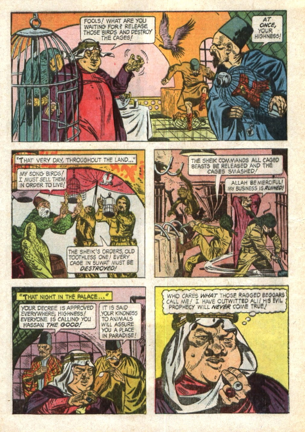 Boris Karloff Tales of Mystery issue 5 - Page 28