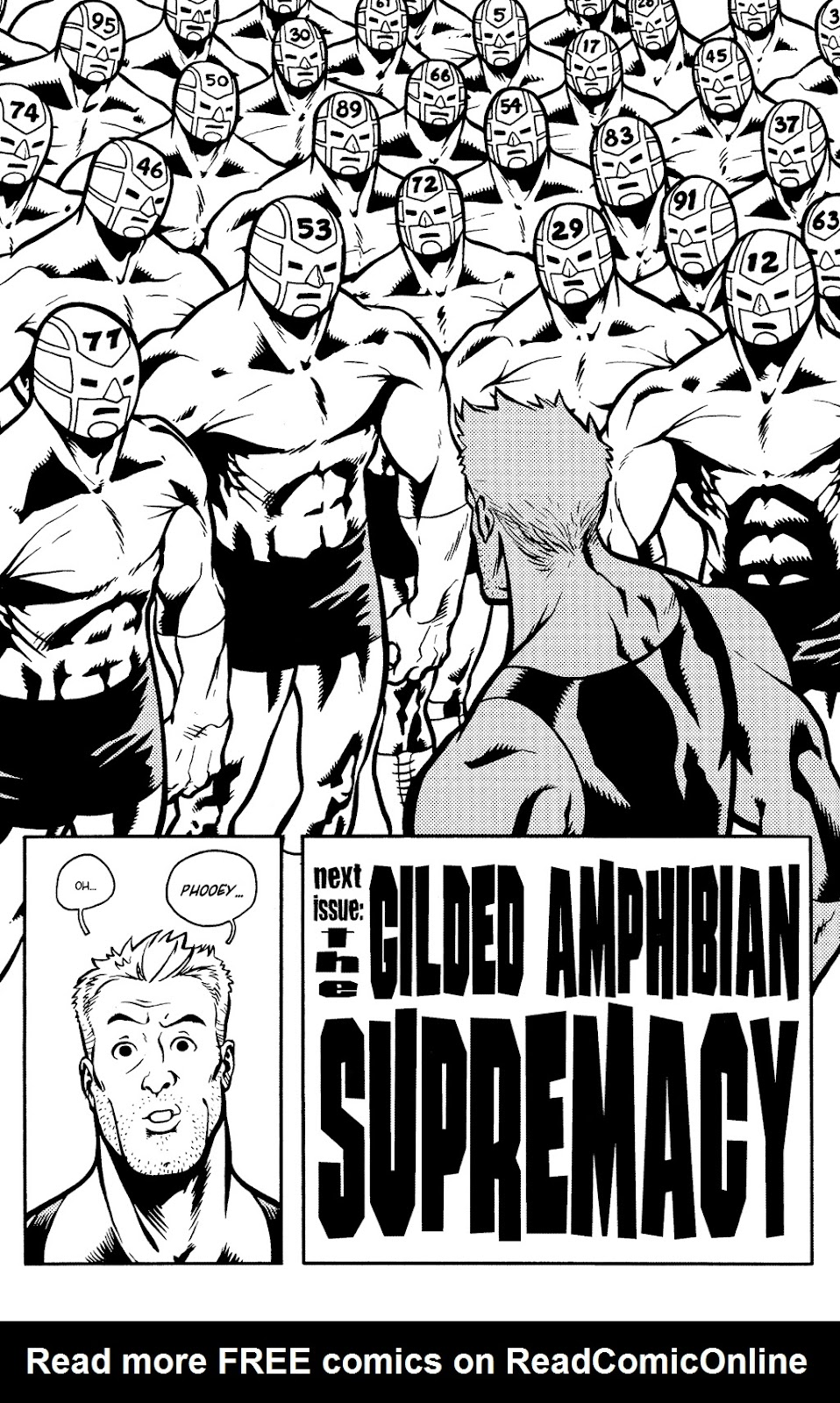 Read online The Middleman (2006) comic -  Issue #3 - 24