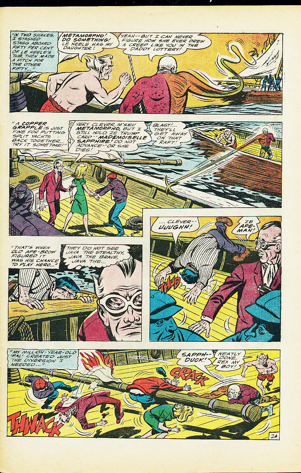 Metamorpho (1965) issue 6 - Page 31