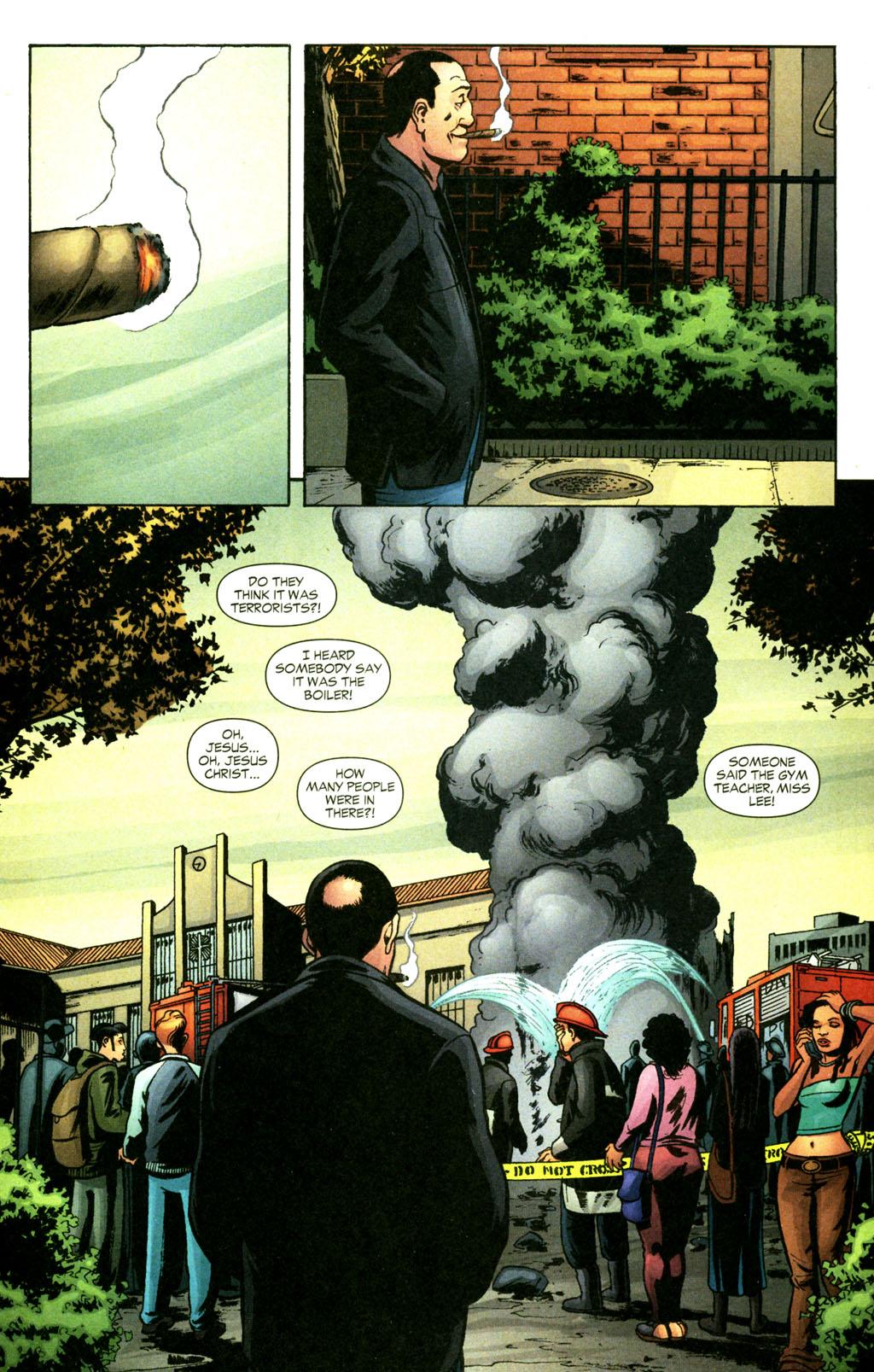 Read online Fallen Angel (2003) comic -  Issue #16 - 7