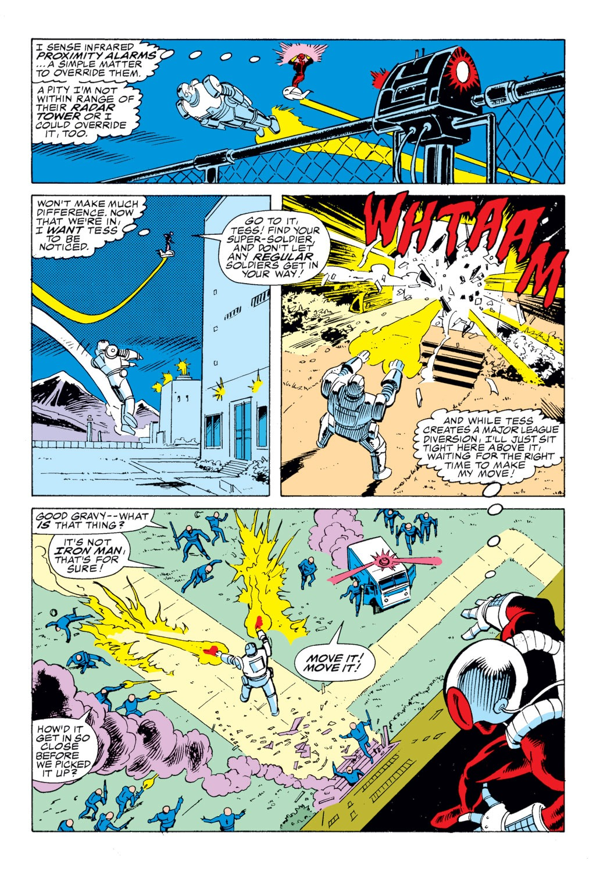 Read online Captain America (1968) comic -  Issue # _Annual 8 - 33