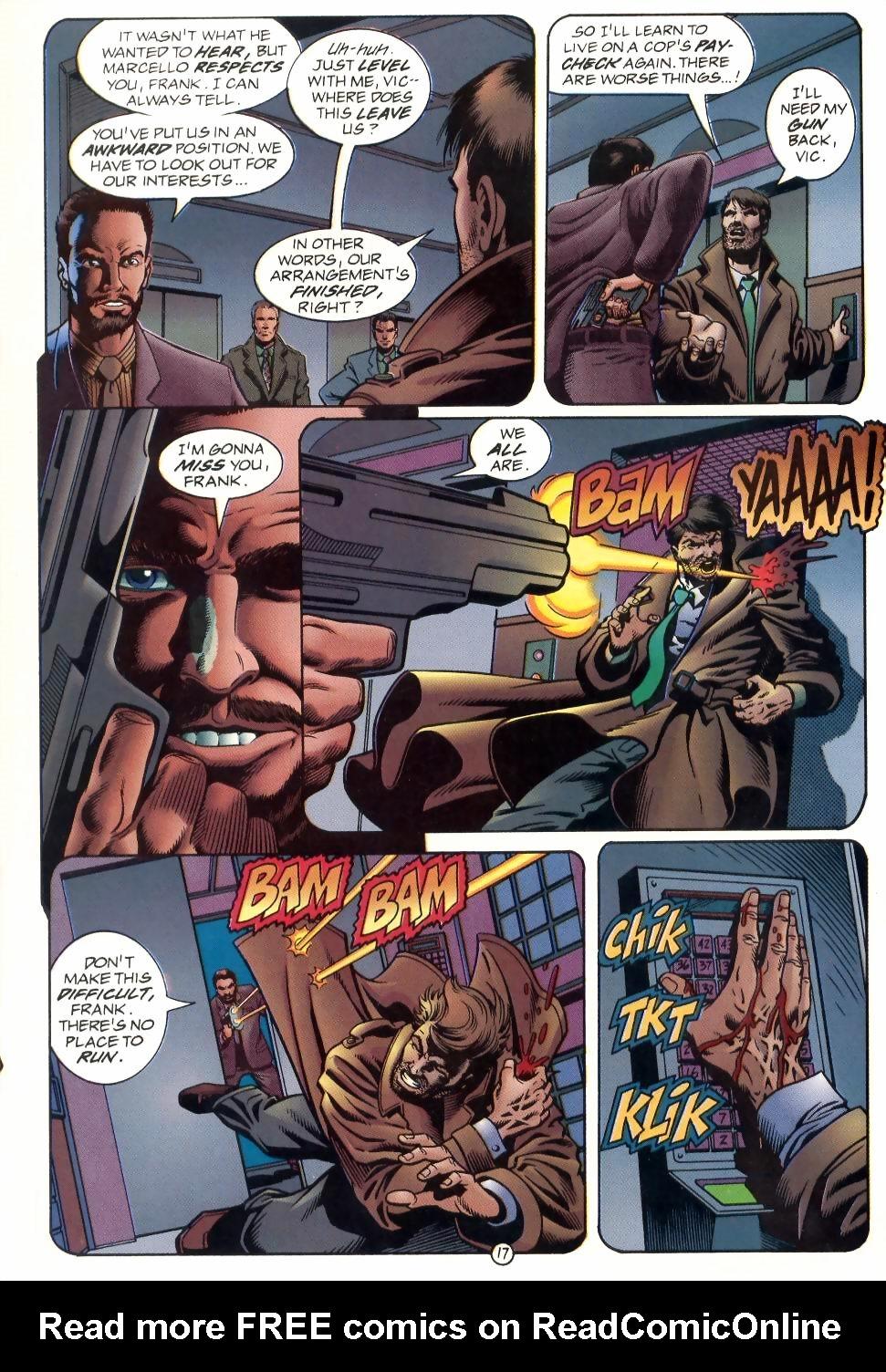 Read online Sludge comic -  Issue #1 - 18