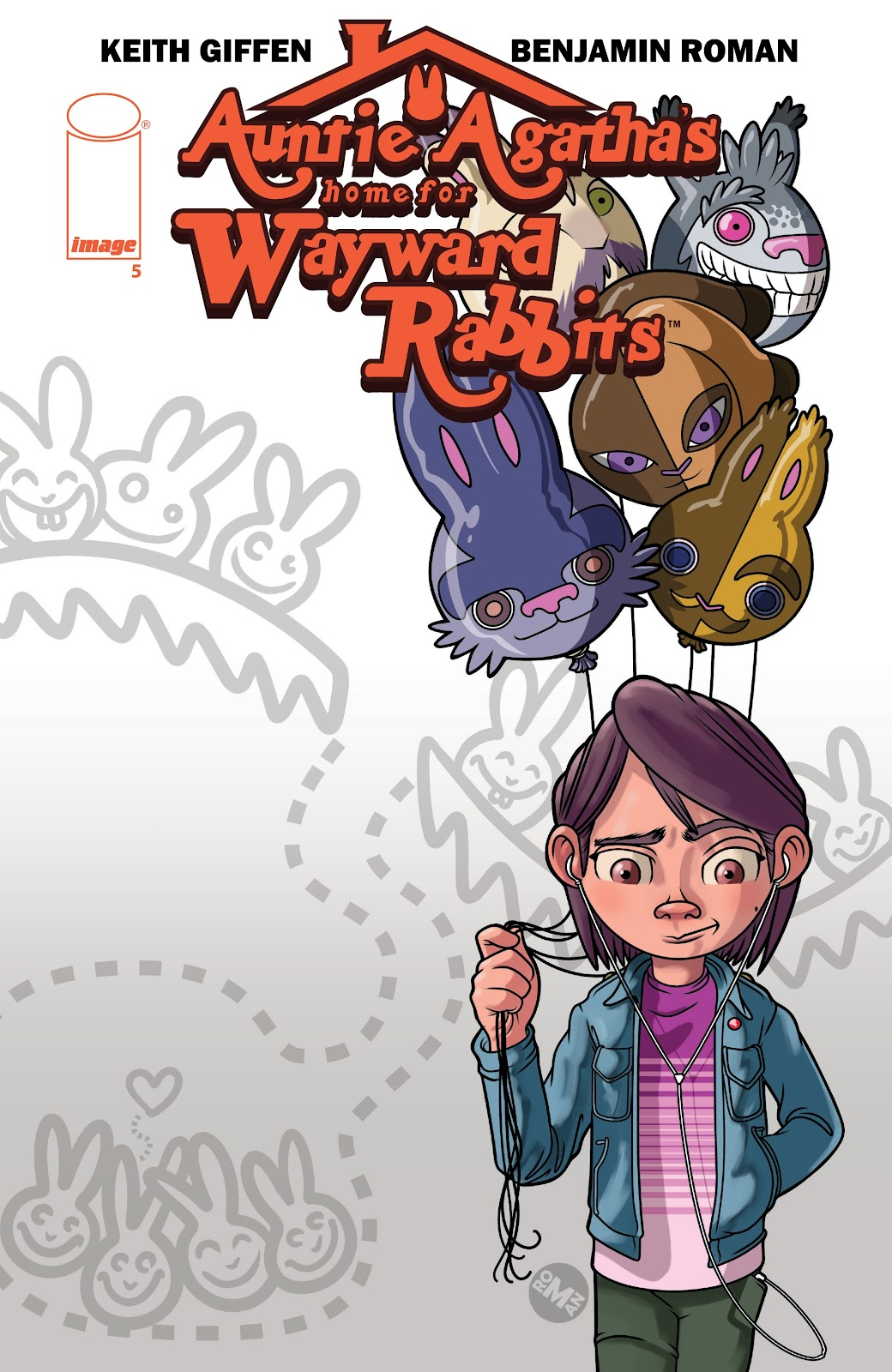 Read online Auntie Agatha's Home For Wayward Rabbits comic -  Issue #5 - 1