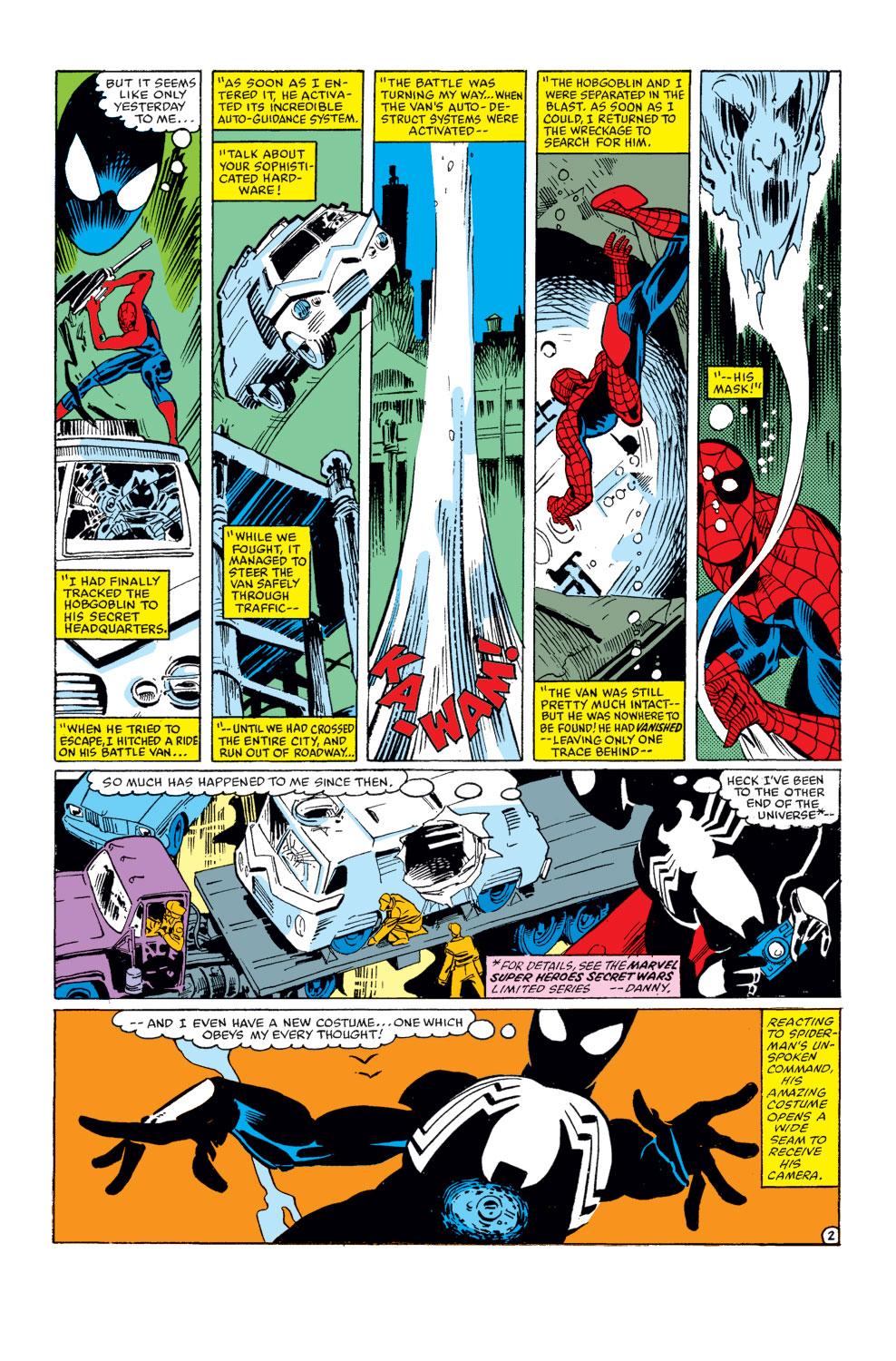 The Amazing Spider-Man (1963) 254 Page 2