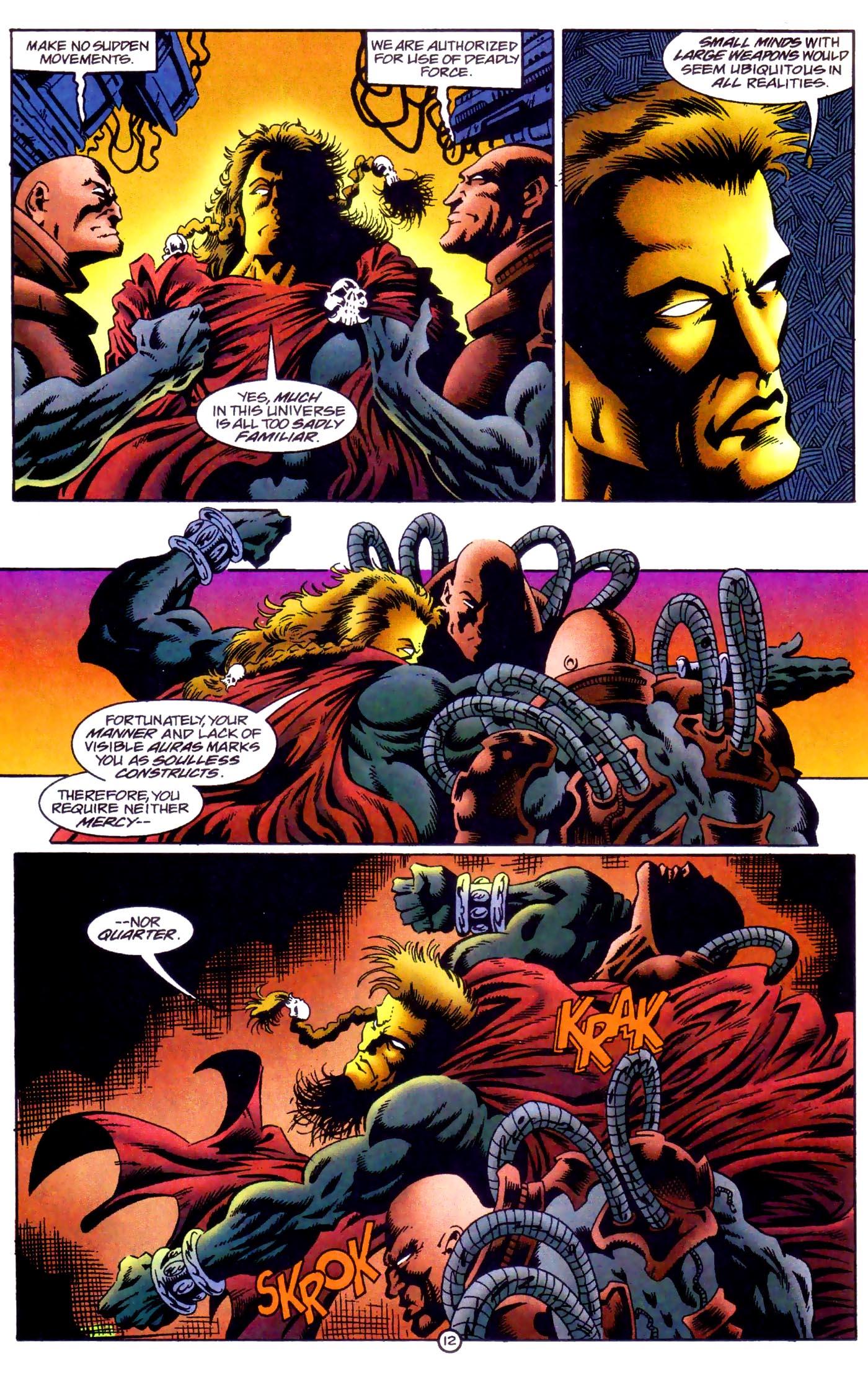Read online Rune (1995) comic -  Issue #1 - 13