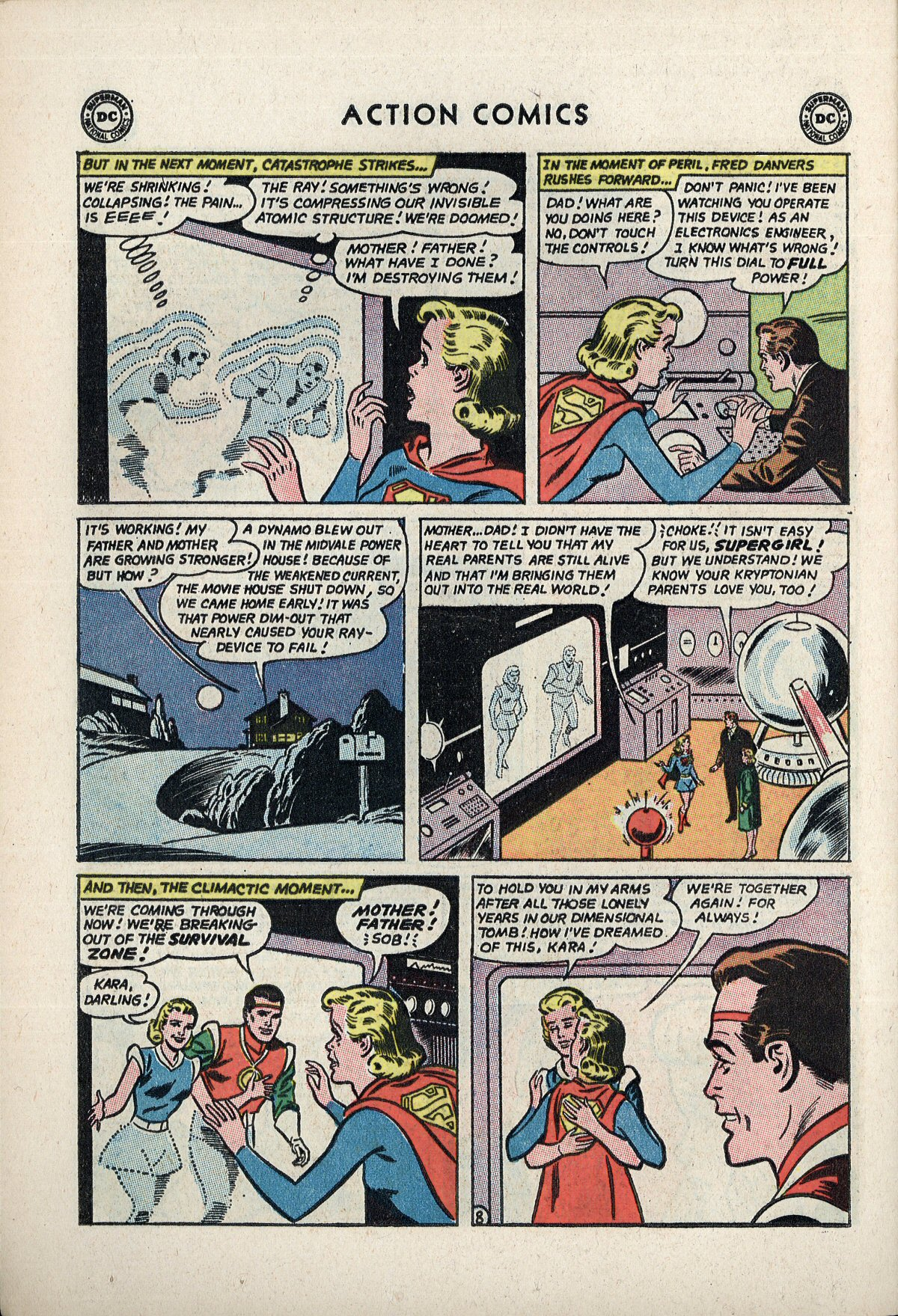 Read online Action Comics (1938) comic -  Issue #310 - 26