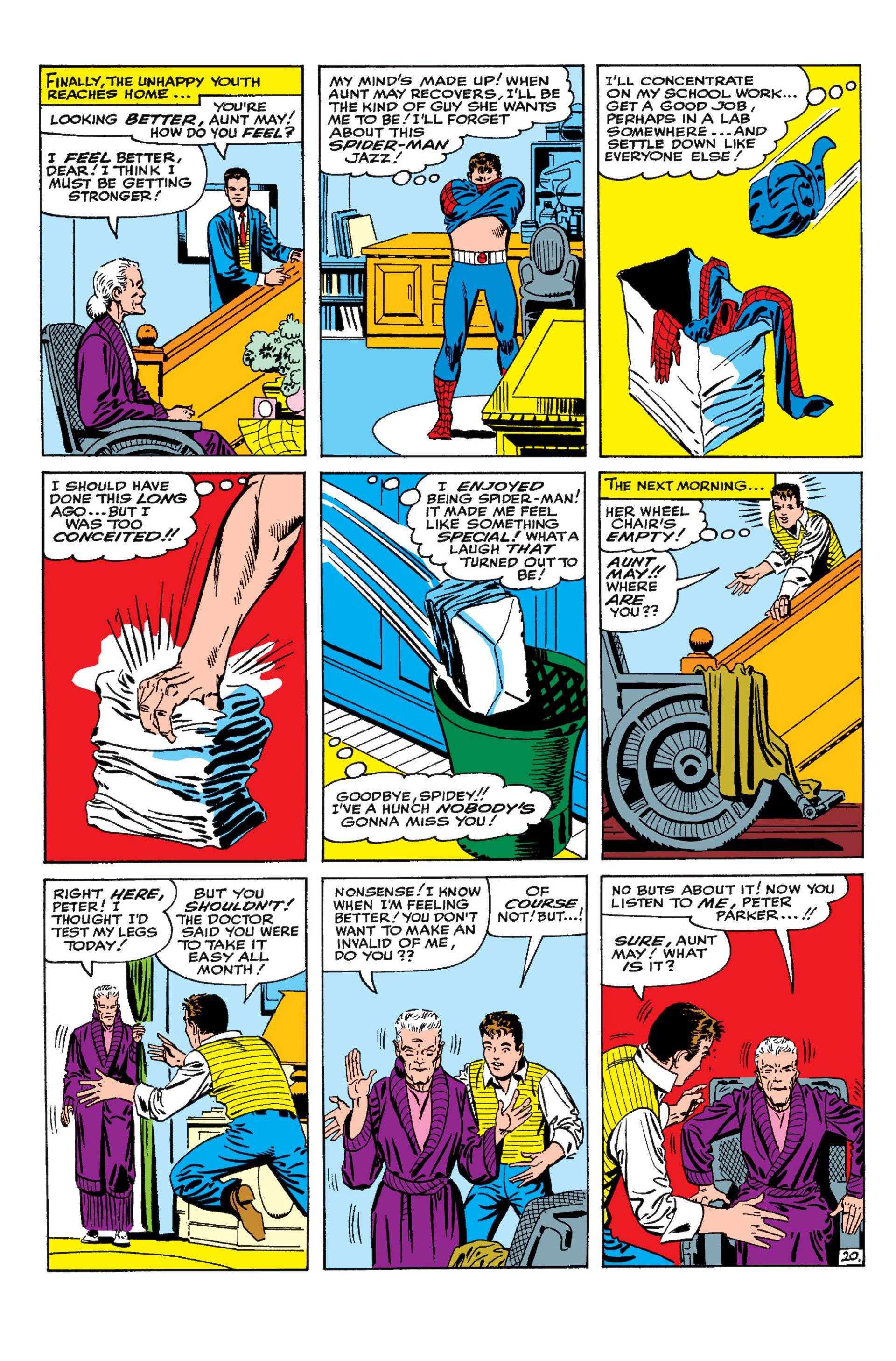 The Amazing Spider-Man (1963) 18 Page 20