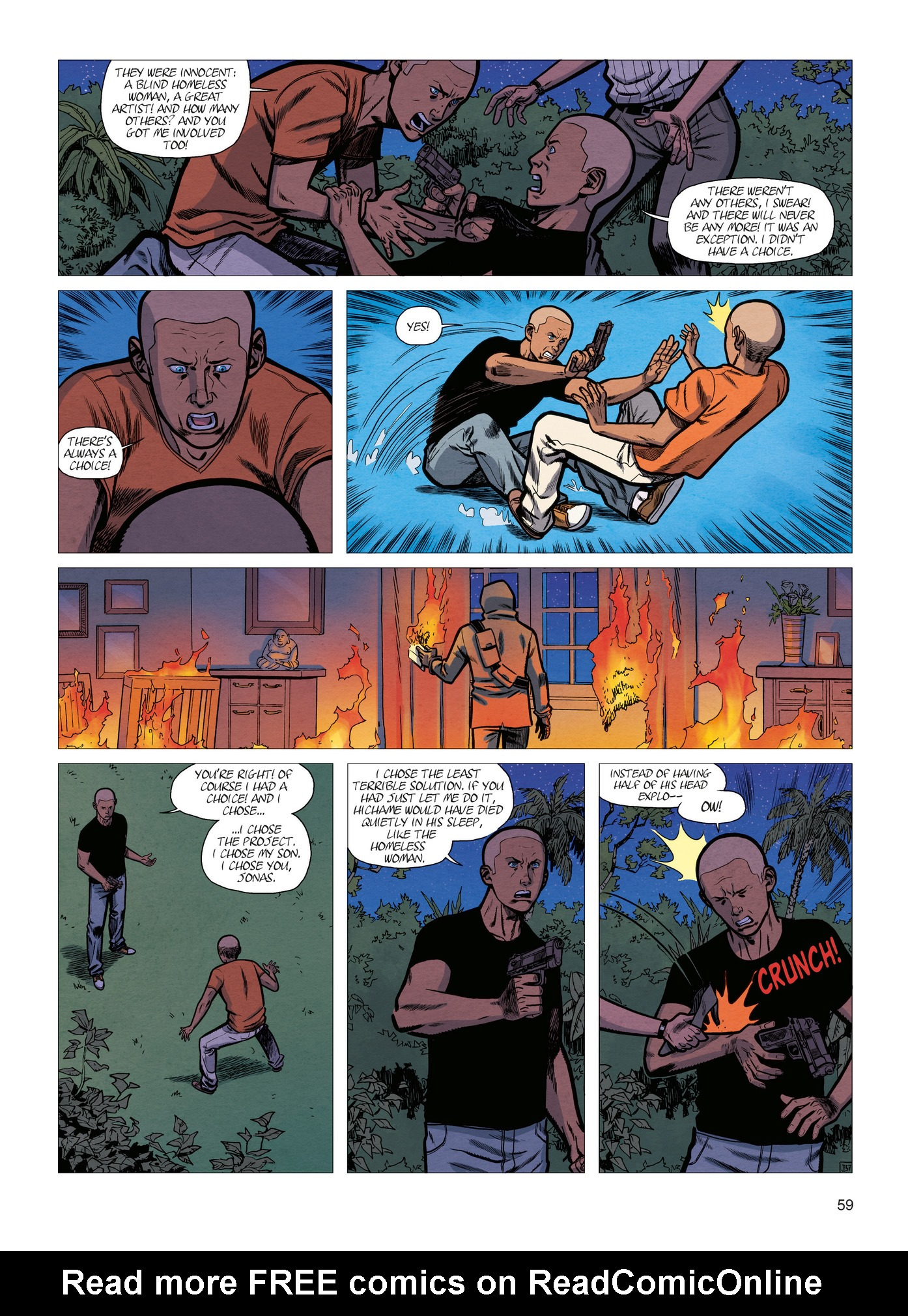 Read online Alter Ego comic -  Issue #4 - 61
