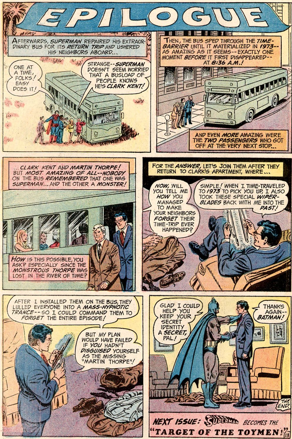 Read online Action Comics (1938) comic -  Issue #431 - 22