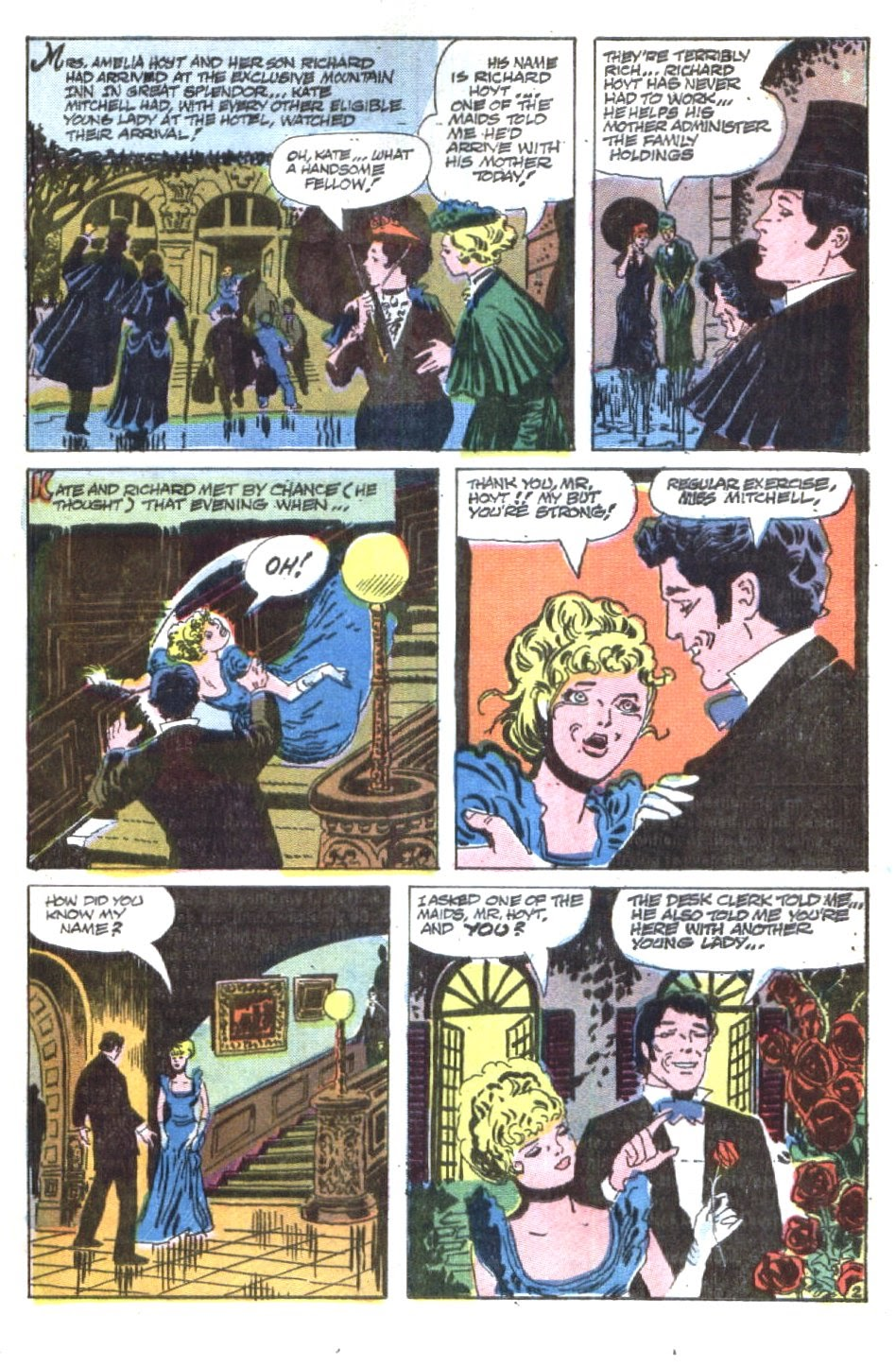 Haunted Love (1973) issue 5 - Page 25