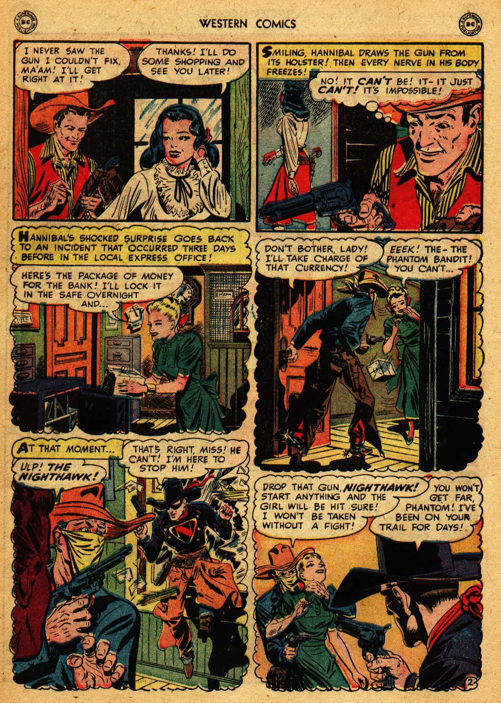 Western Comics issue 9 - Page 42