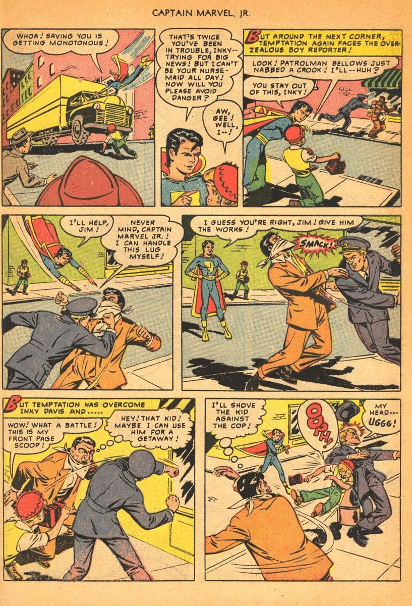 Captain Marvel, Jr. issue 84 - Page 15