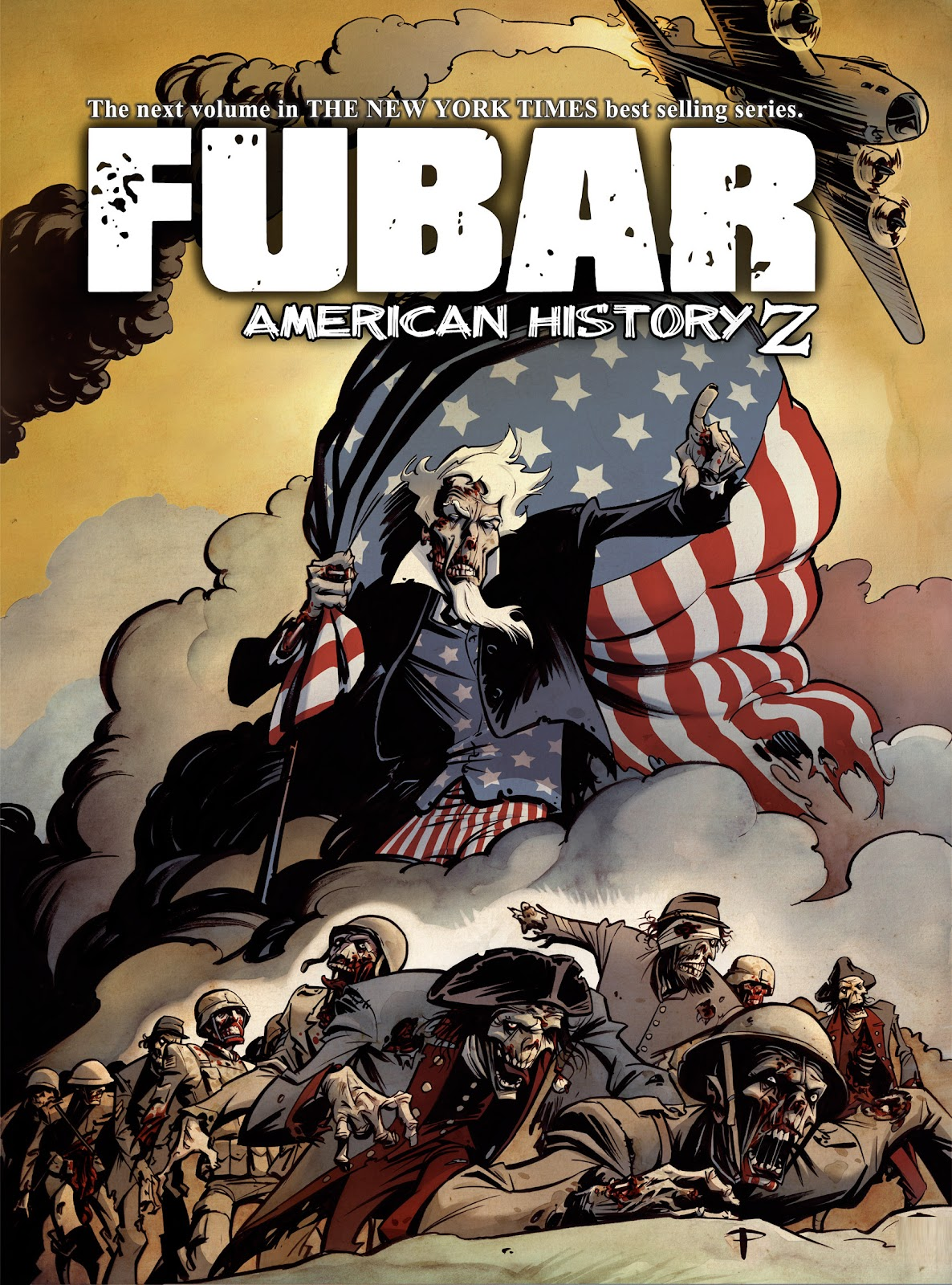 FUBAR issue 3 - Page 1