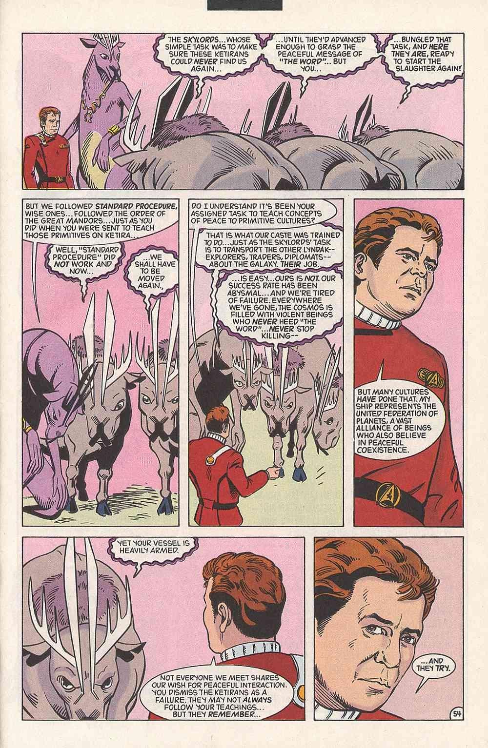 Read online Star Trek (1989) comic -  Issue # Annual 3 - 59