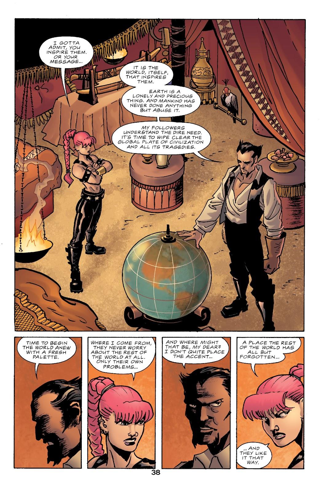 Batman/Superman/Wonder Woman: Trinity issue 1 - Page 35