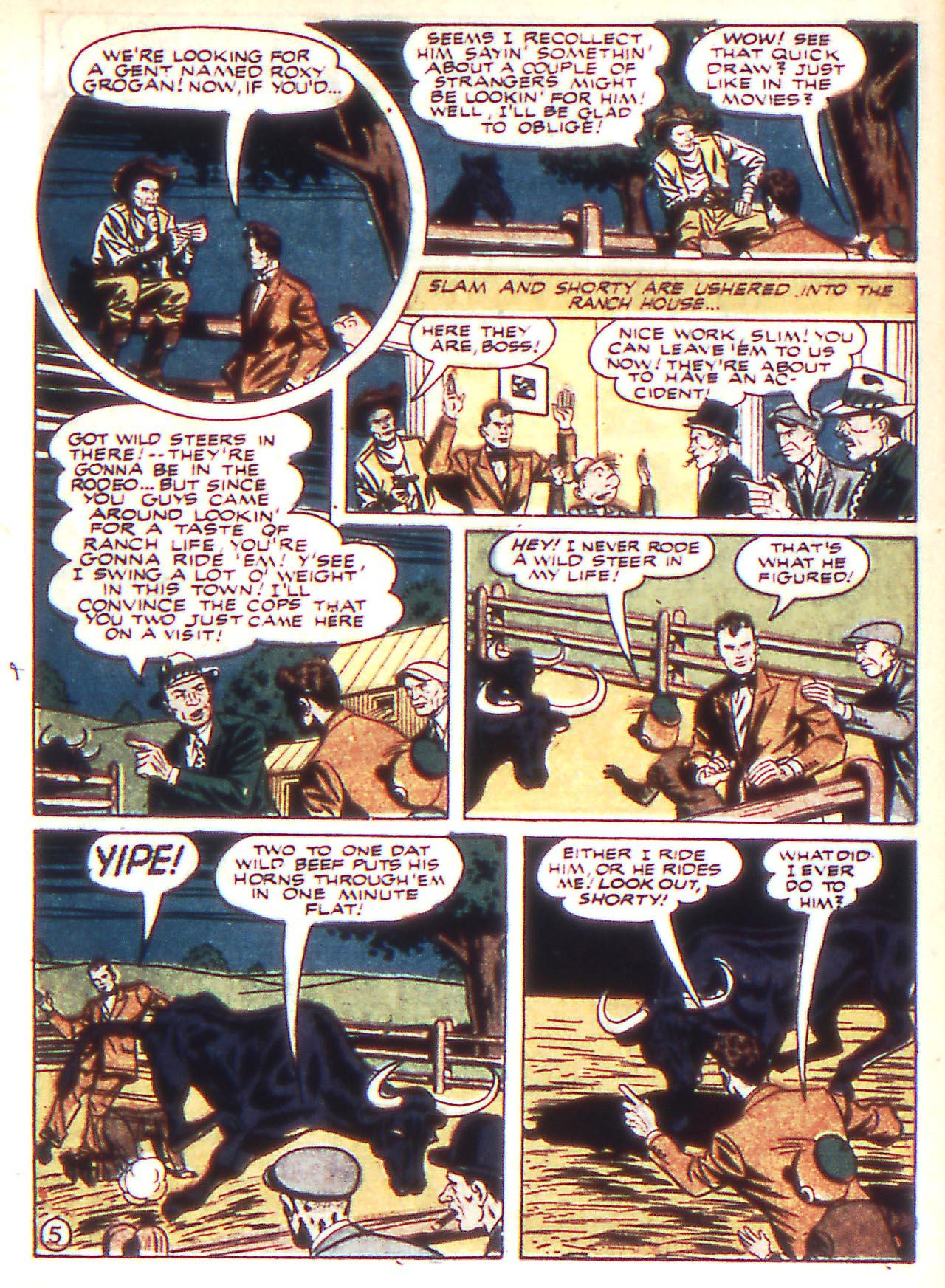Read online Detective Comics (1937) comic -  Issue #81 - 21