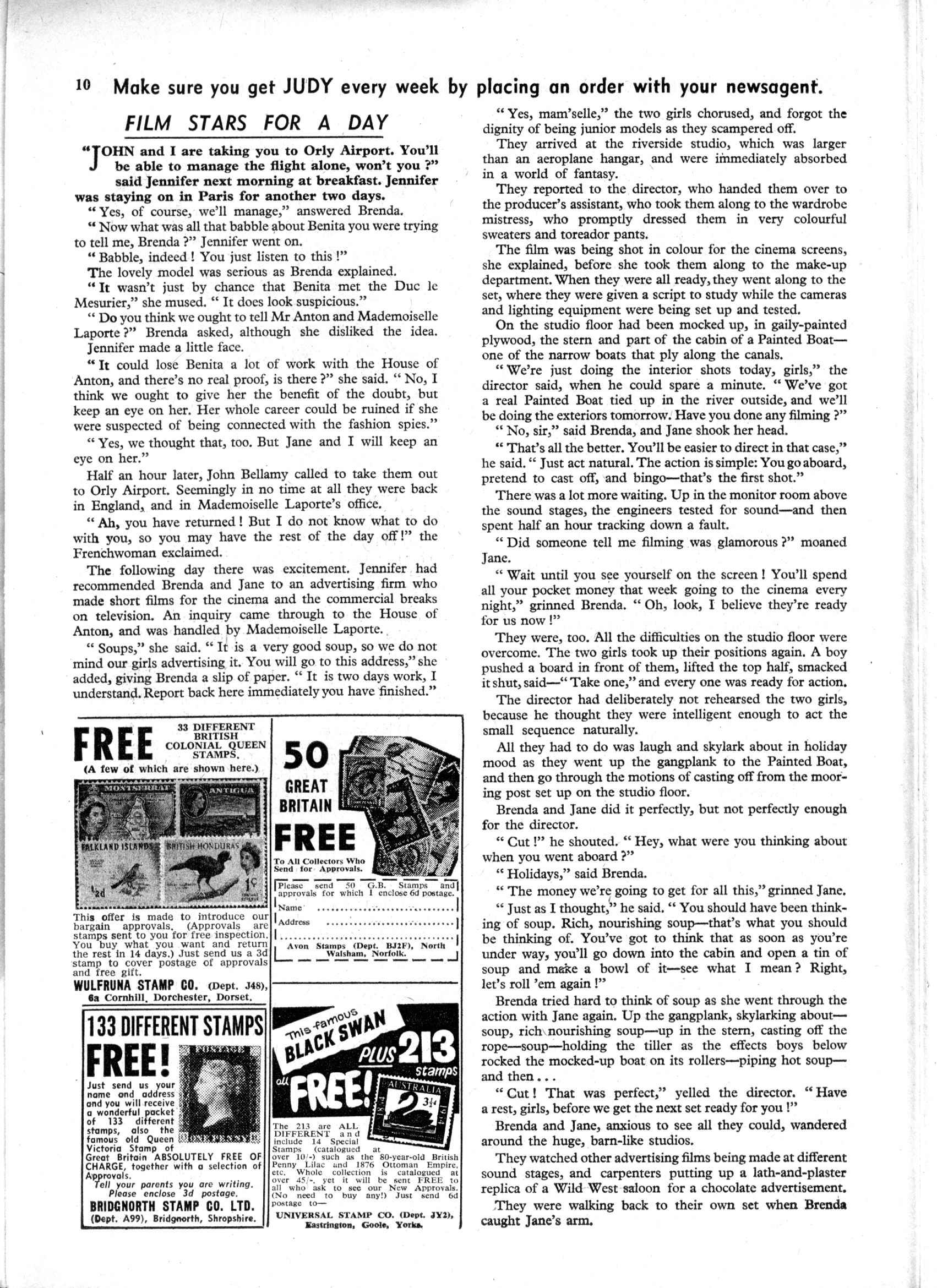 Read online Judy comic -  Issue #193 - 10