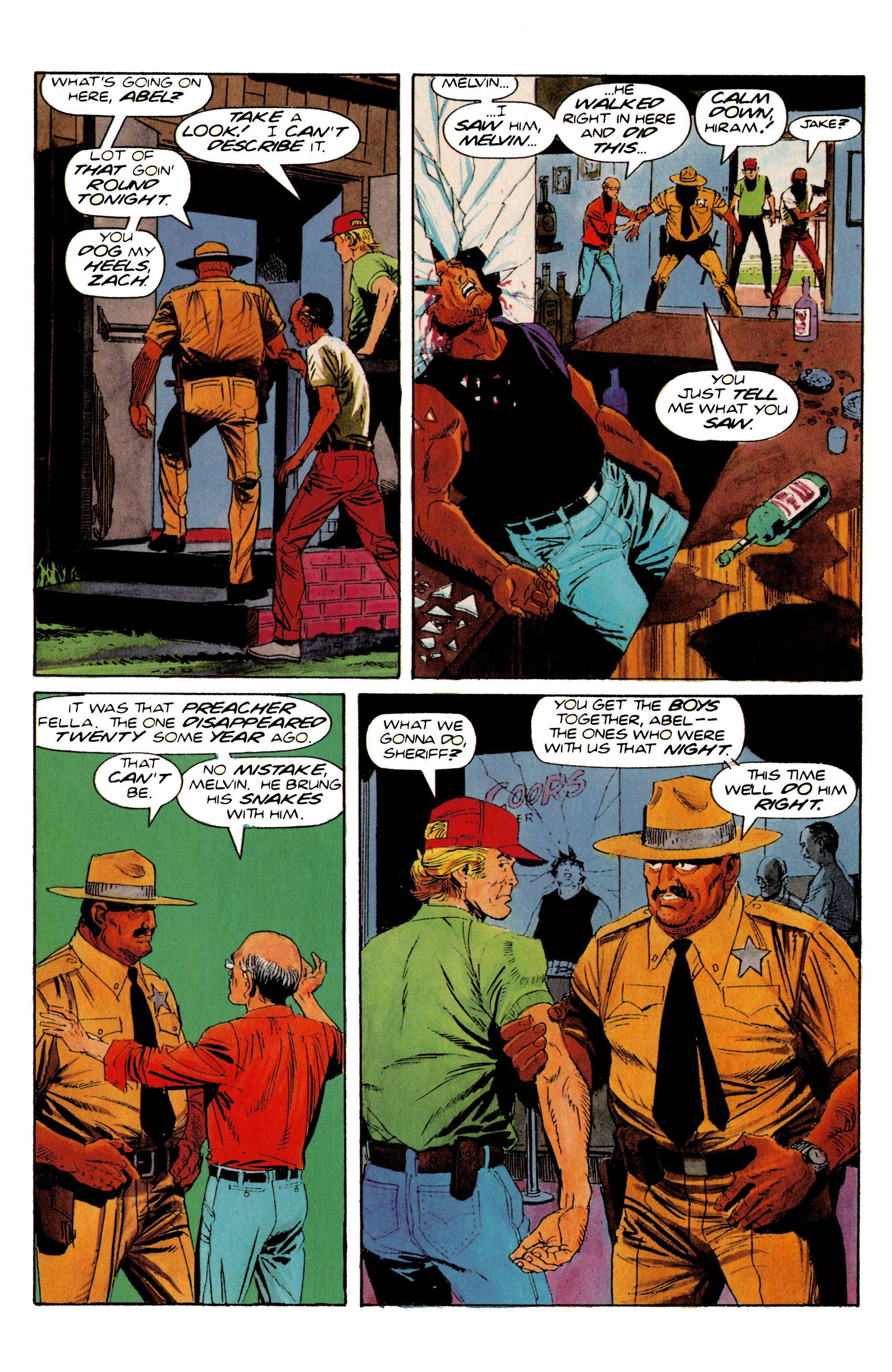 Read online Shadowman (1992) comic -  Issue #20 - 14
