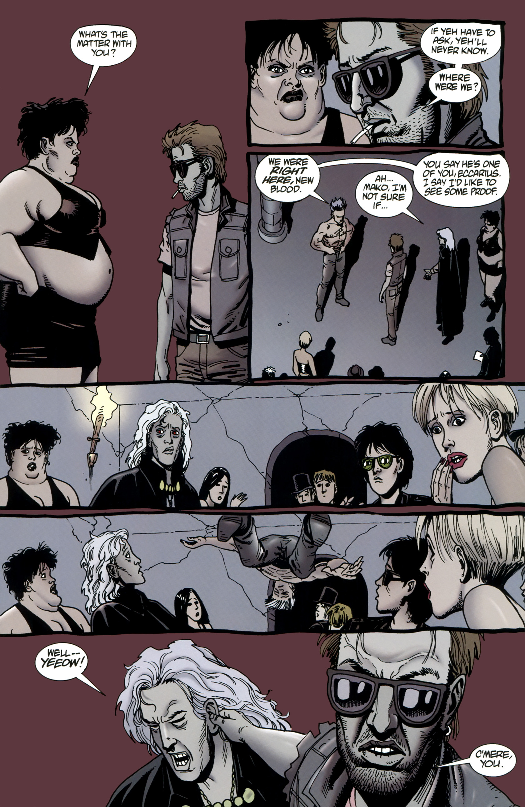 Read online Preacher Special: Cassidy : Blood and Whiskey comic -  Issue # Full - 29